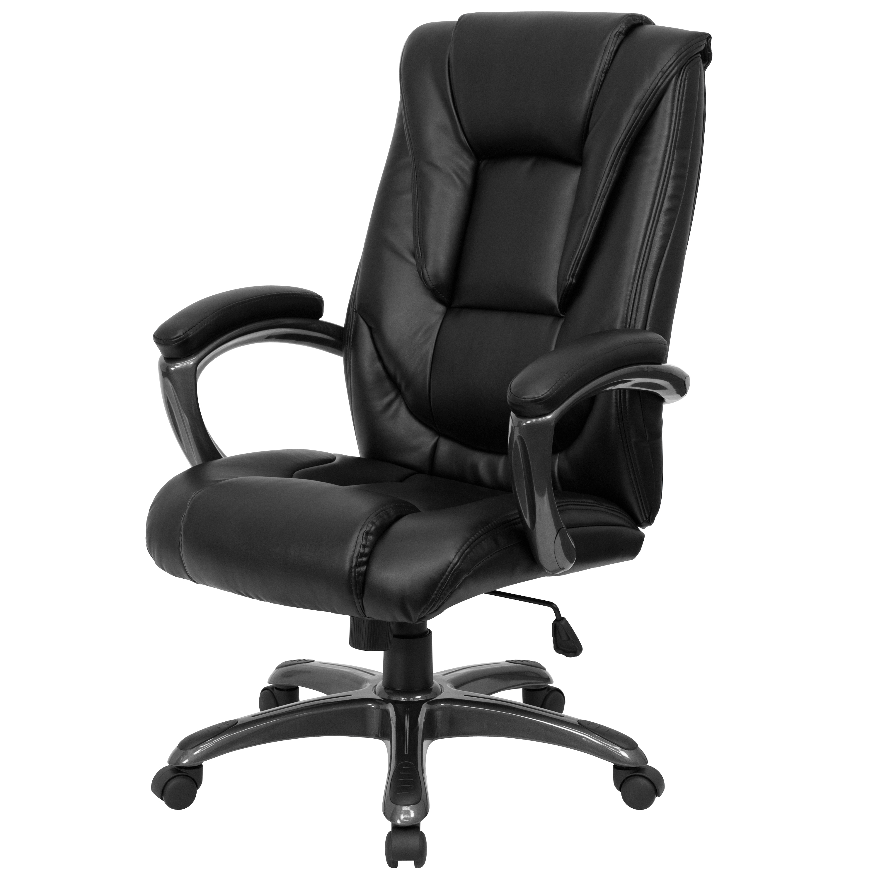 Office Chairs Reviews – Home Decoration Ideas With Widely Used Black Executive Office Chairs (View 14 of 20)