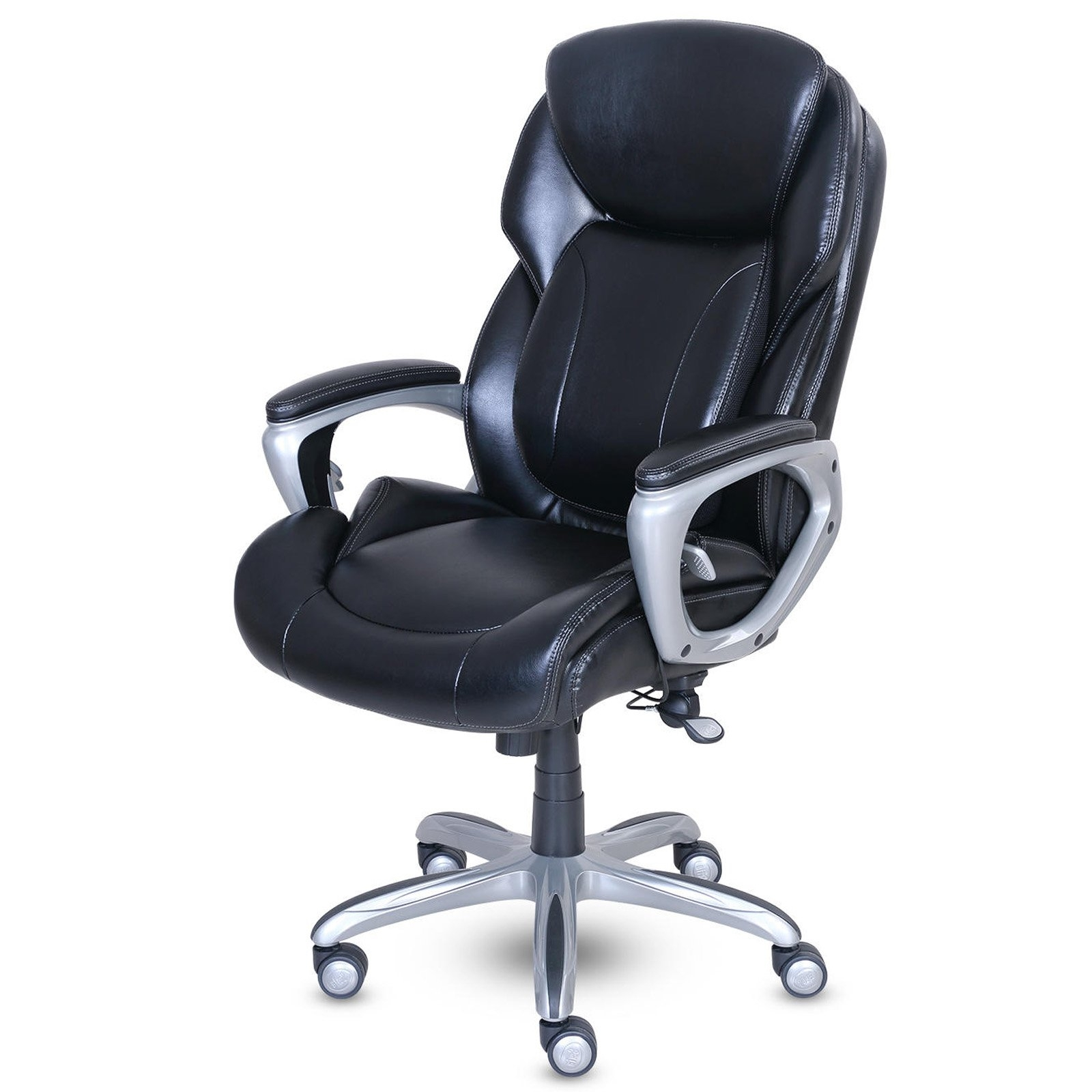 Office Chairs – Walmart Pertaining To Preferred Executive Desk Chair Without Arms (View 15 of 20)