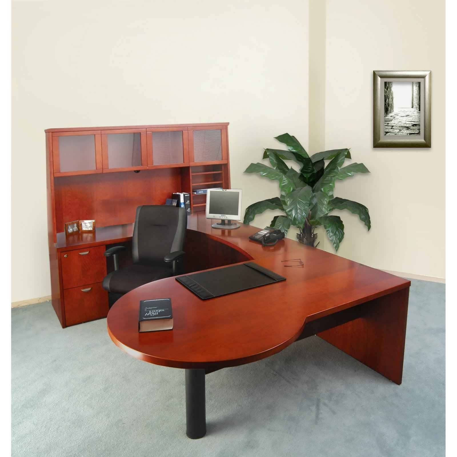 Office Desk : Discount Office Furniture Reconditioned Office Regarding Most Up To Date Executive Office Table And Chairs (View 18 of 20)