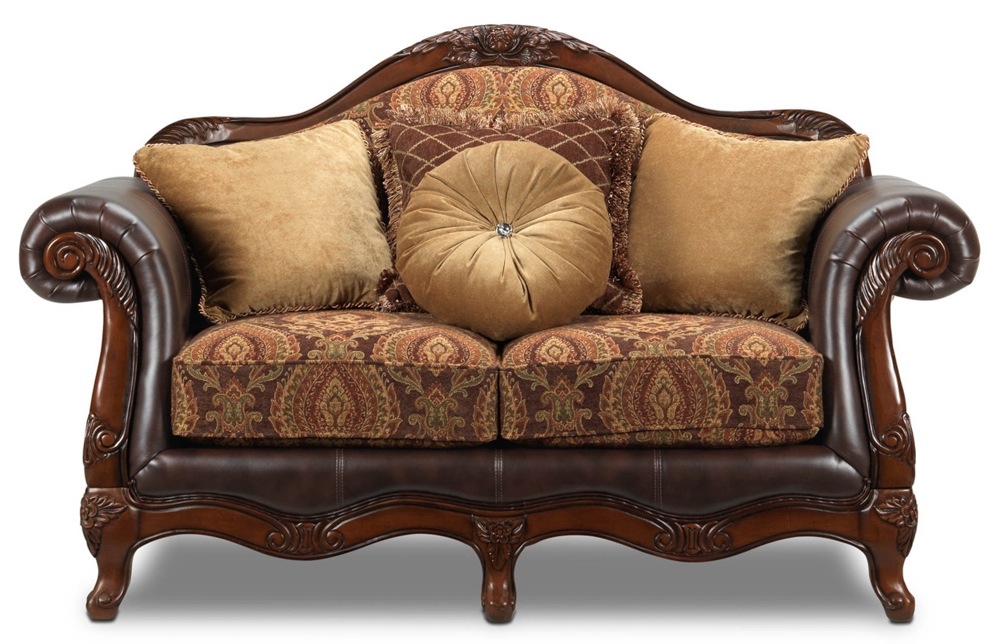 Old Fashioned Sofas For Newest Sofas, Chesterfield & Club Chair Primer — Gentleman's Gazette (View 7 of 20)