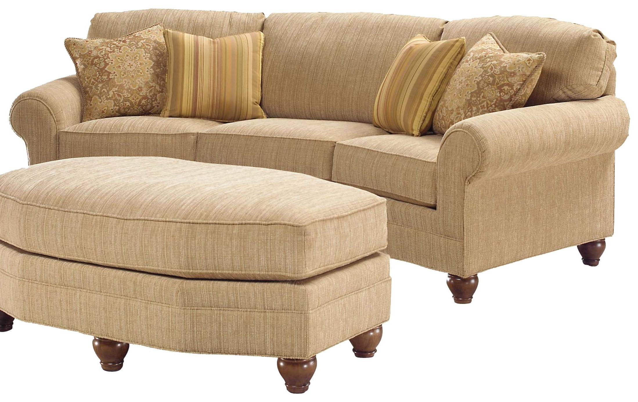 Olinde's Furniture Regarding Best And Newest Curved Recliner Sofas (View 15 of 20)
