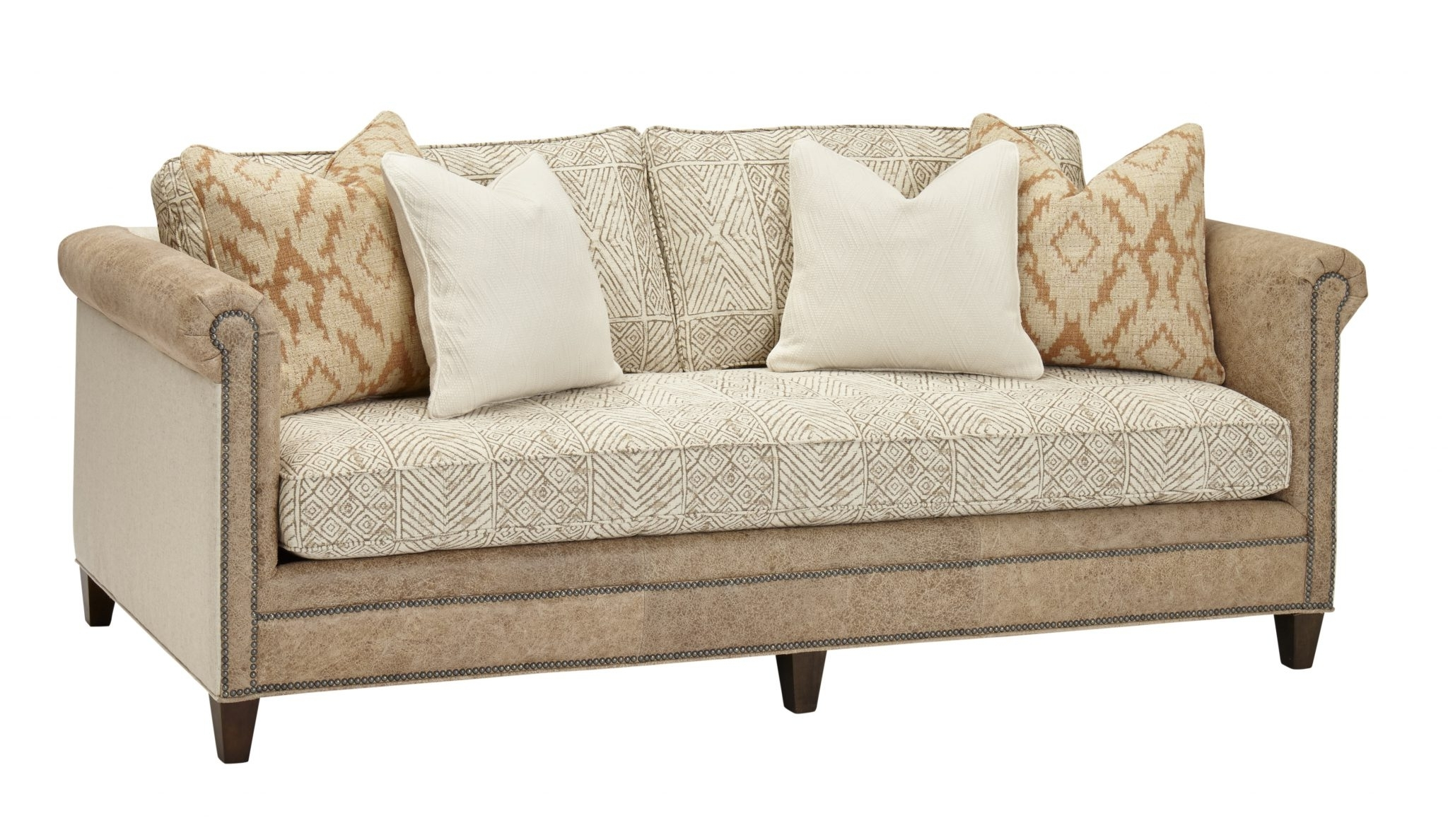 One Cushion Sofas – Massoud Furniture With Favorite One Cushion Sofas (View 18 of 20)