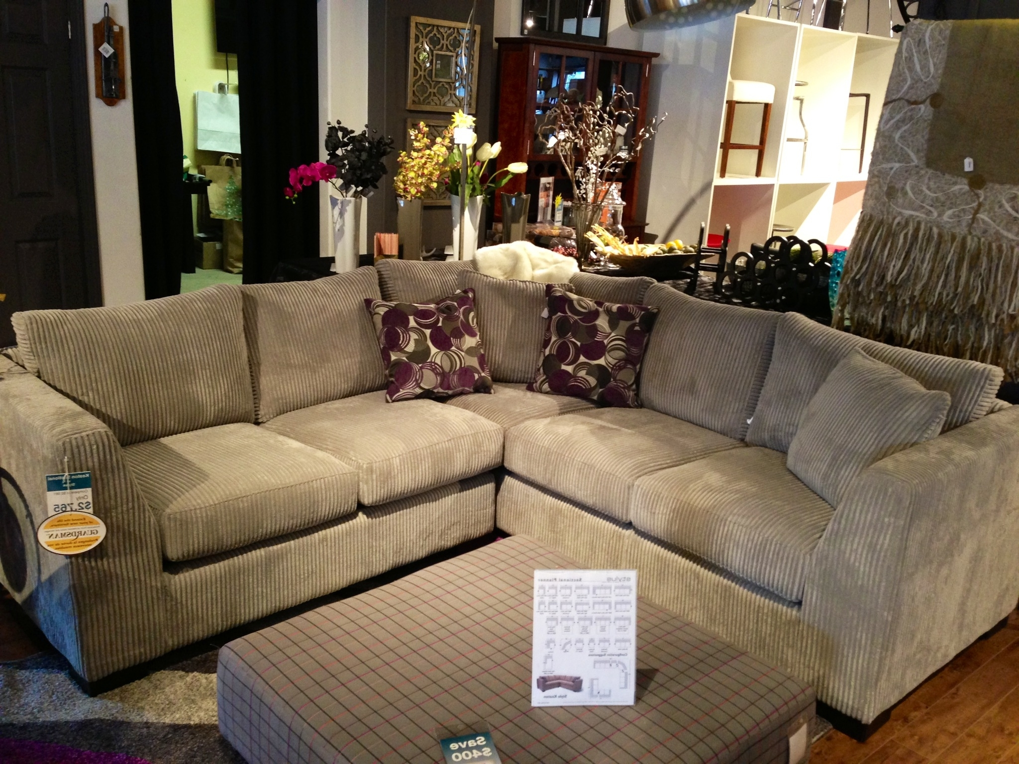 Ontario Sectional Sofas Pertaining To Popular Keaton Sofa Sectionalstylus (View 10 of 20)