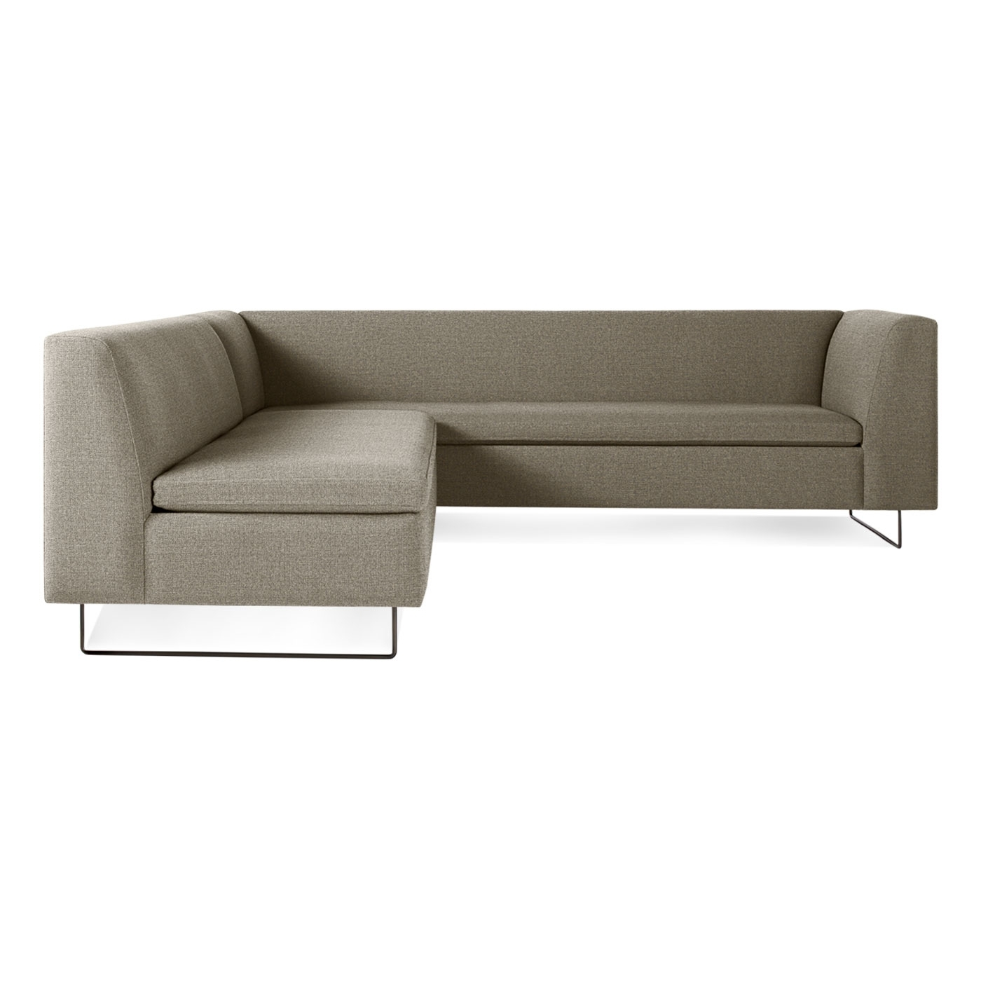 Ontario Sectional Sofas Within Well Liked Bonnie & Clyde Modular Fabric Sectional Sofa (View 15 of 20)