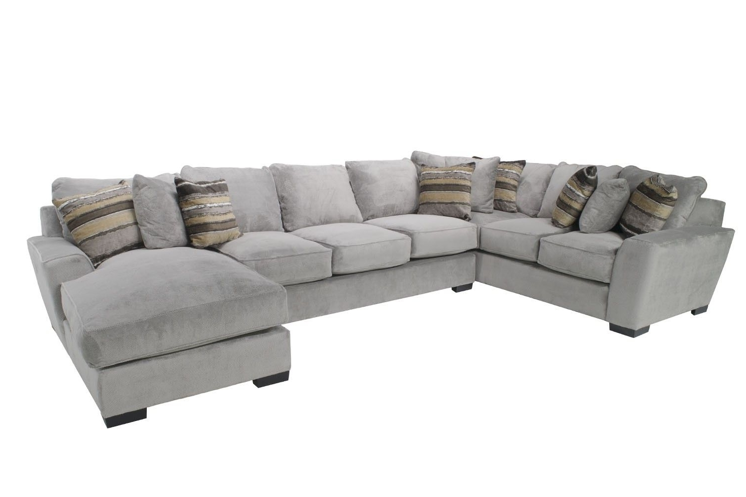 Oracle Right Facing Chaise Sectional Media Image  (View 13 of 20)