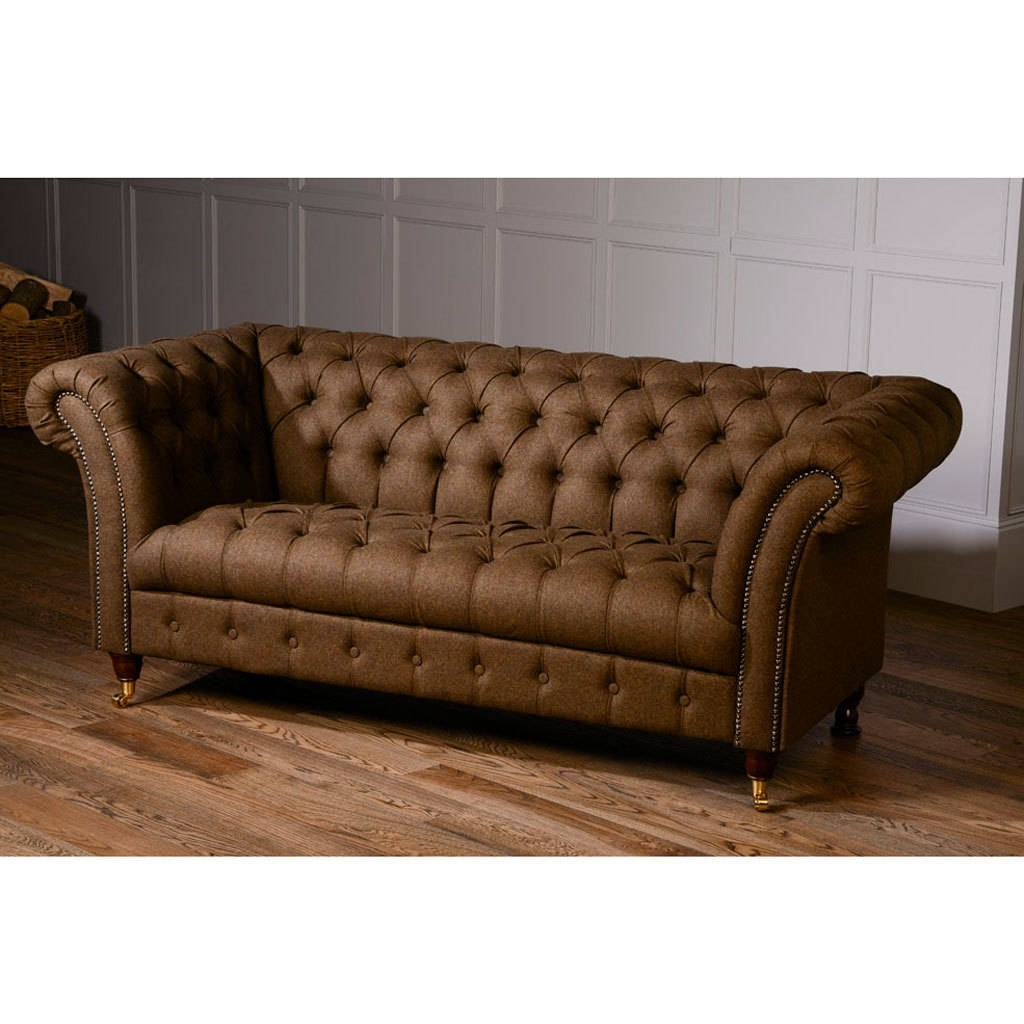 Original Chesterfield Sofas (View 4 of 20)