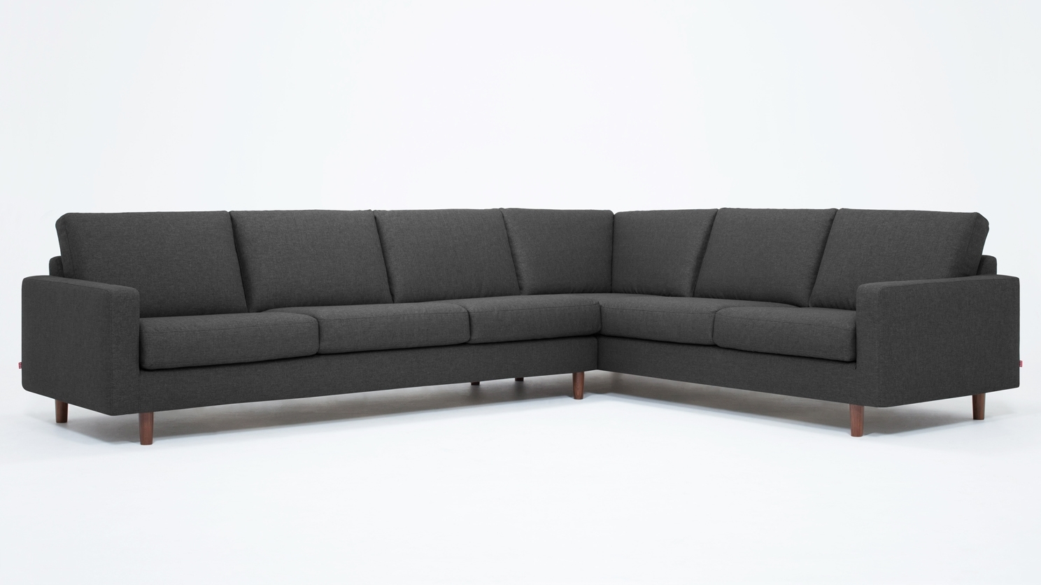 Oskar 2 Piece Sectional Sofa – Fabric Throughout Most Current Eq3 Sectional Sofas (View 7 of 20)