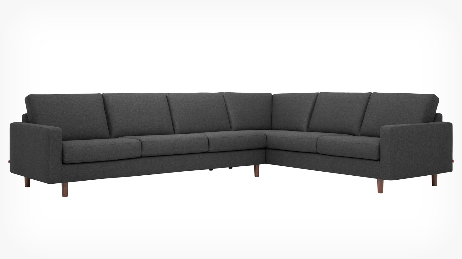 Oskar 2 Piece Sectional Sofa – Fabric (View 6 of 20)