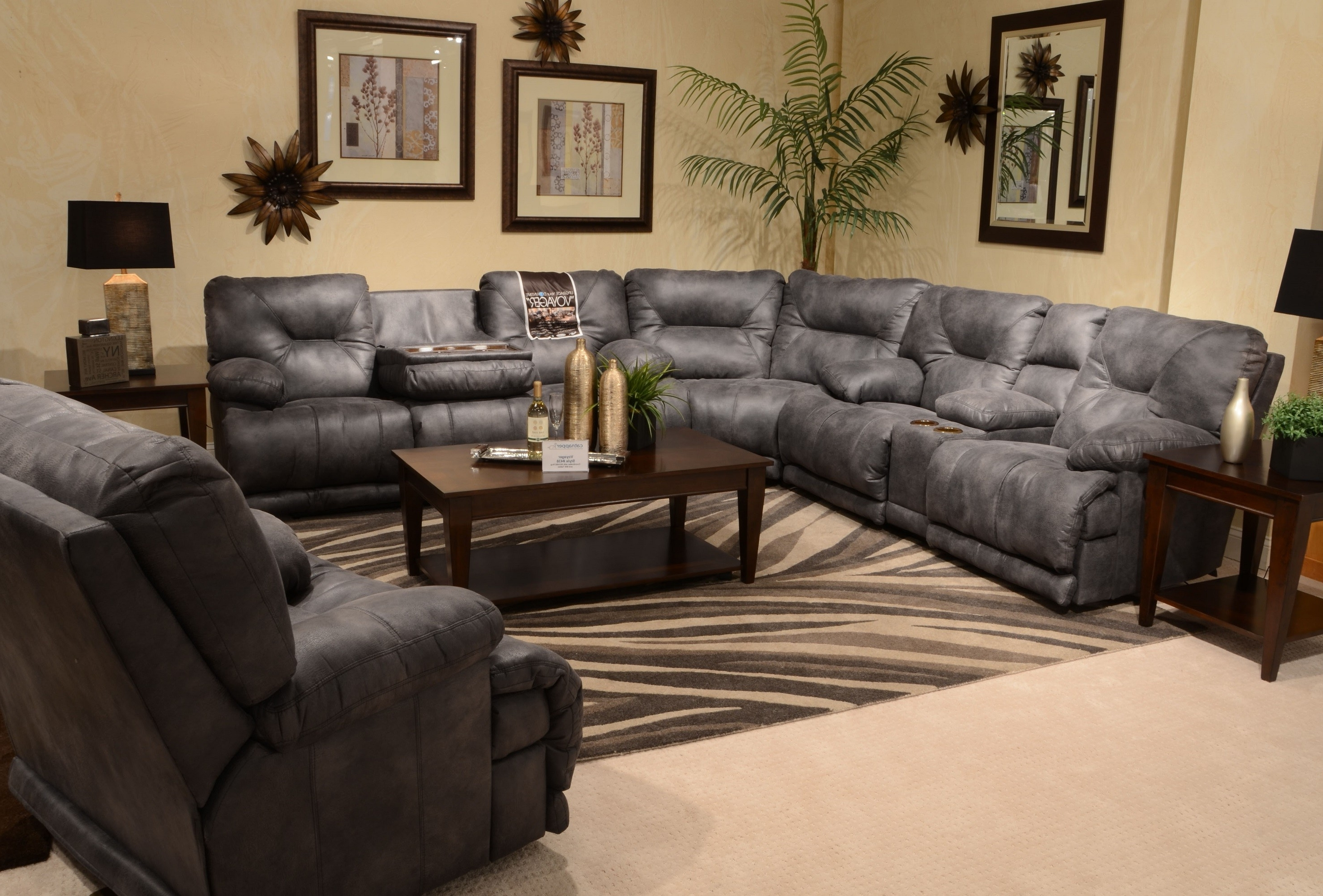 Ottawa Sectional Sofas For Most Up To Date Grey Velvet Sectional Sofa – Cleanupflorida (View 9 of 20)