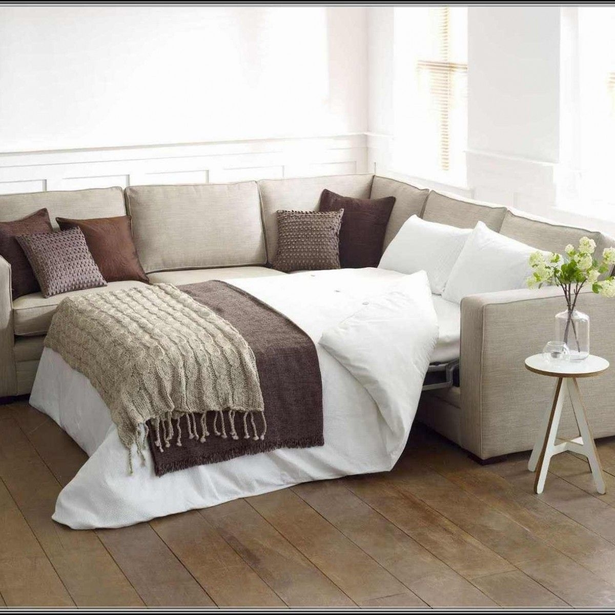 Our Regarding Famous Sectional Sofas With Queen Size Sleeper (View 9 of 20)