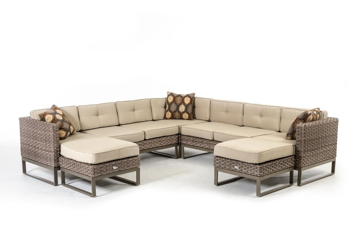 Outdoor Sofa Furniture, Patio Furniture San Francisco Sectional Regarding Recent San Francisco Sectional Sofas (View 15 of 20)