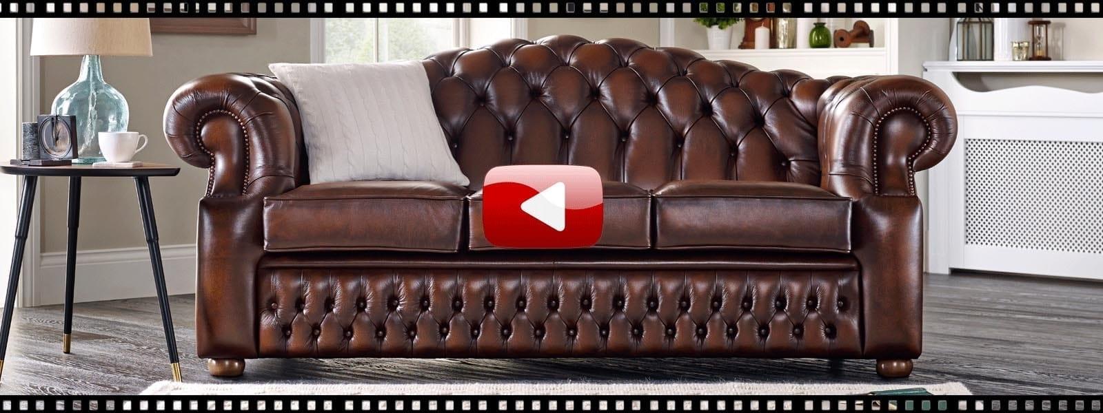 Oxford 3 Seater Sofa – From Sofassaxon Uk Throughout Preferred Oxford Sofas (View 8 of 20)
