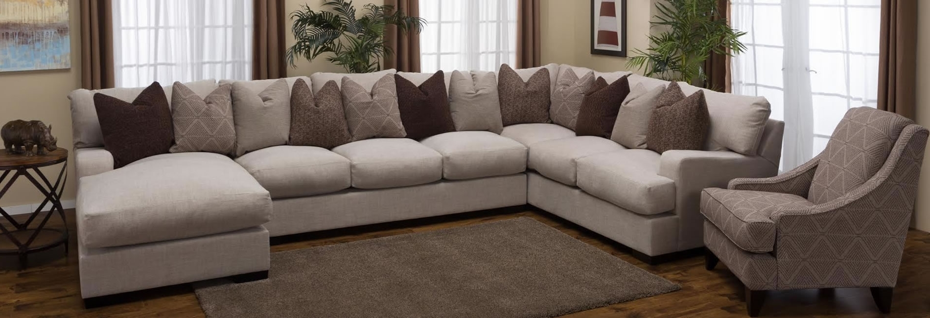 Page 14 Of Dog Sofa Bed Tags : Deep Sectional Sofa High Back Sofa Intended For Recent Clearance Sectional Sofas (View 10 of 20)