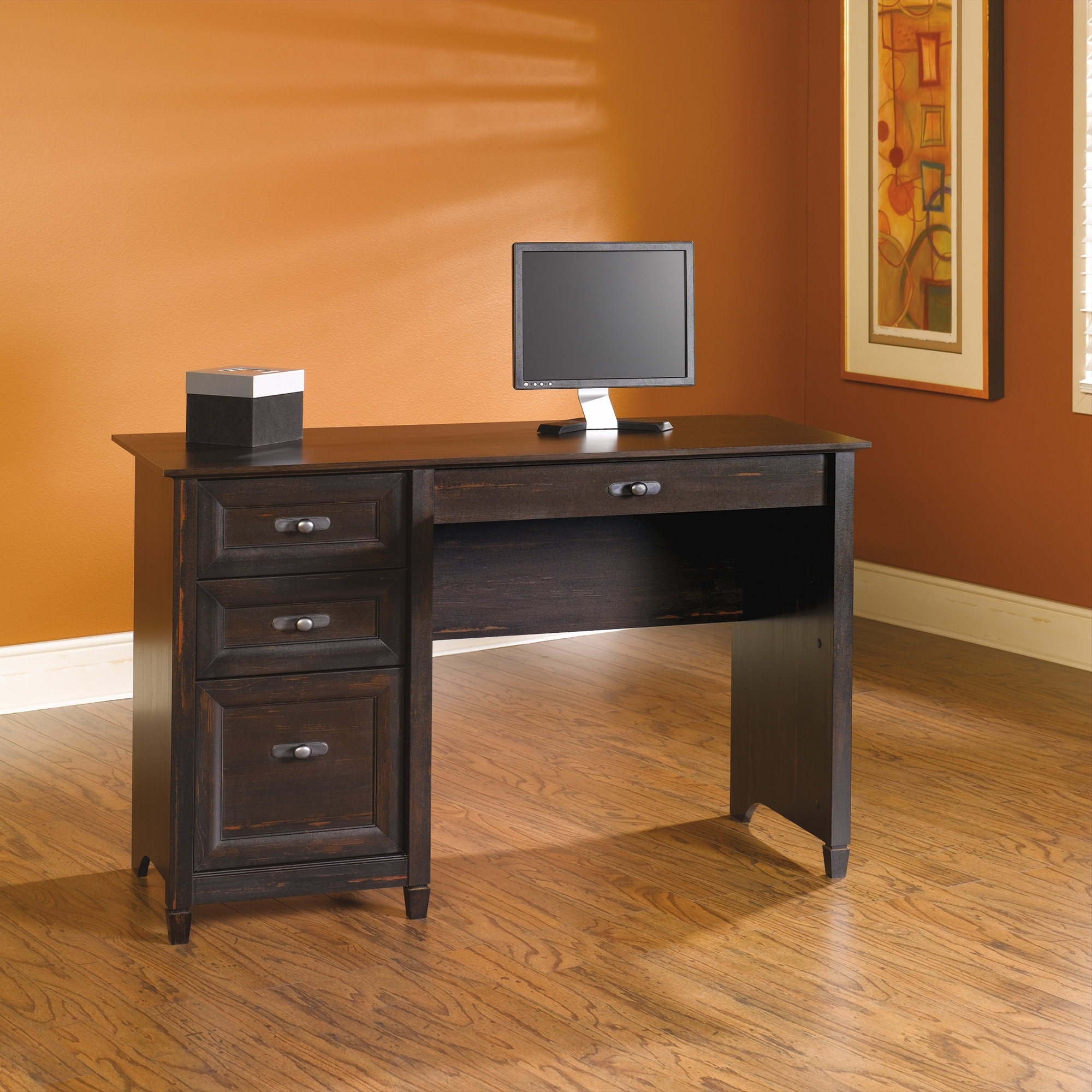 Pedestal Desk (View 17 of 20)