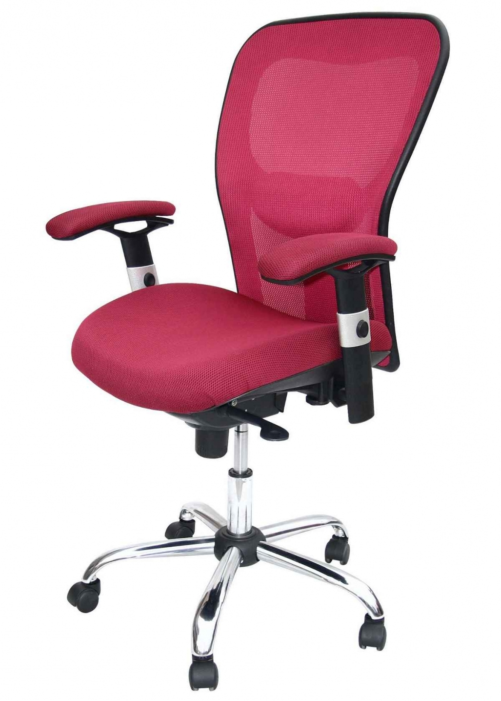 Pink Executive Office Chairs For Favorite Pink Executive Office Chair – Space Saving Desk Ideas (View 8 of 20)