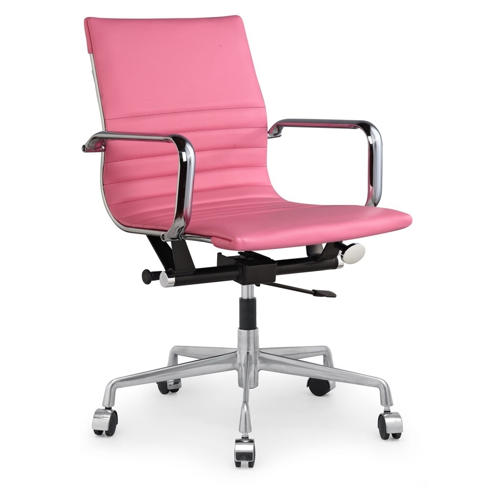 Pink Executive Office Chairs With Regard To Most Recently Released Pink Executive Office Chair – Desk Decorating Ideas On A Budget (View 12 of 20)