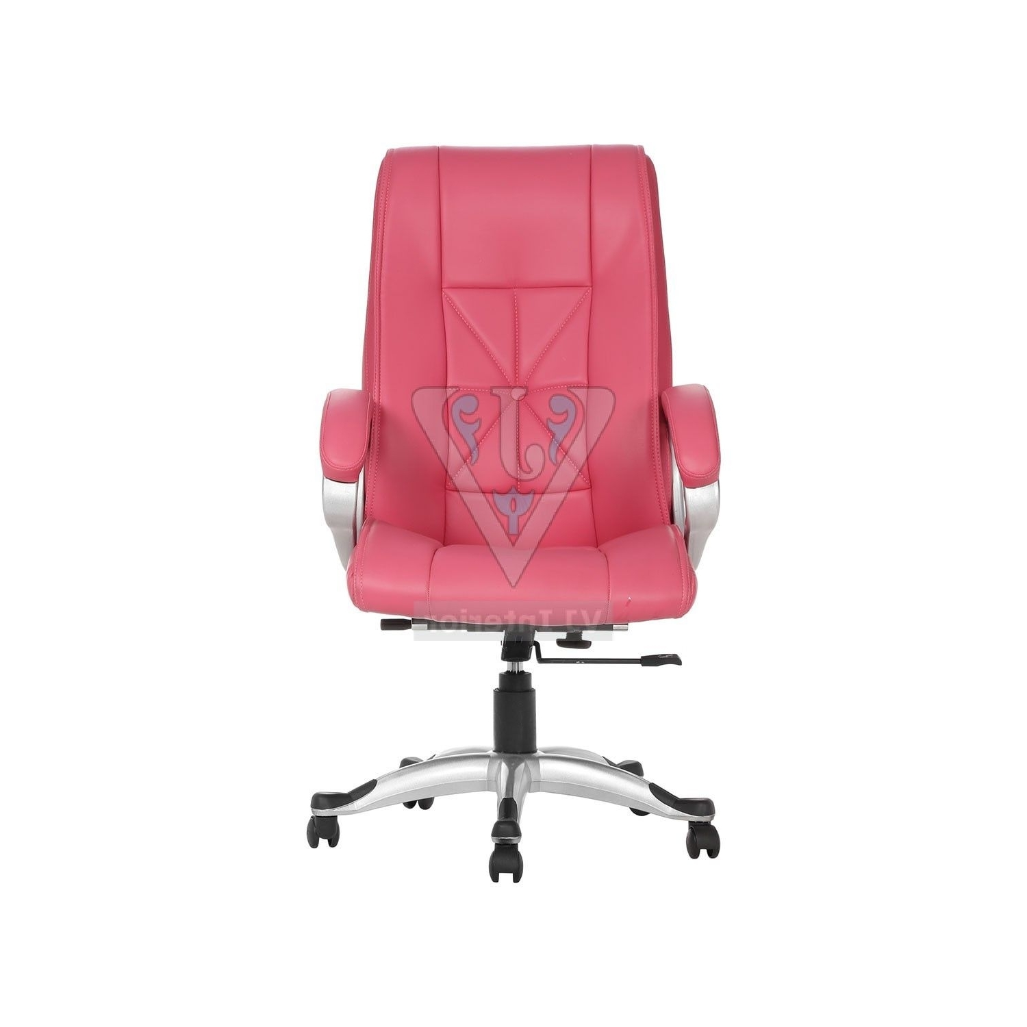 Pink Executive Office Chairs With Well Liked 2018 Pink Executive Chair – Modern Home Office Furniture Check (View 13 of 20)