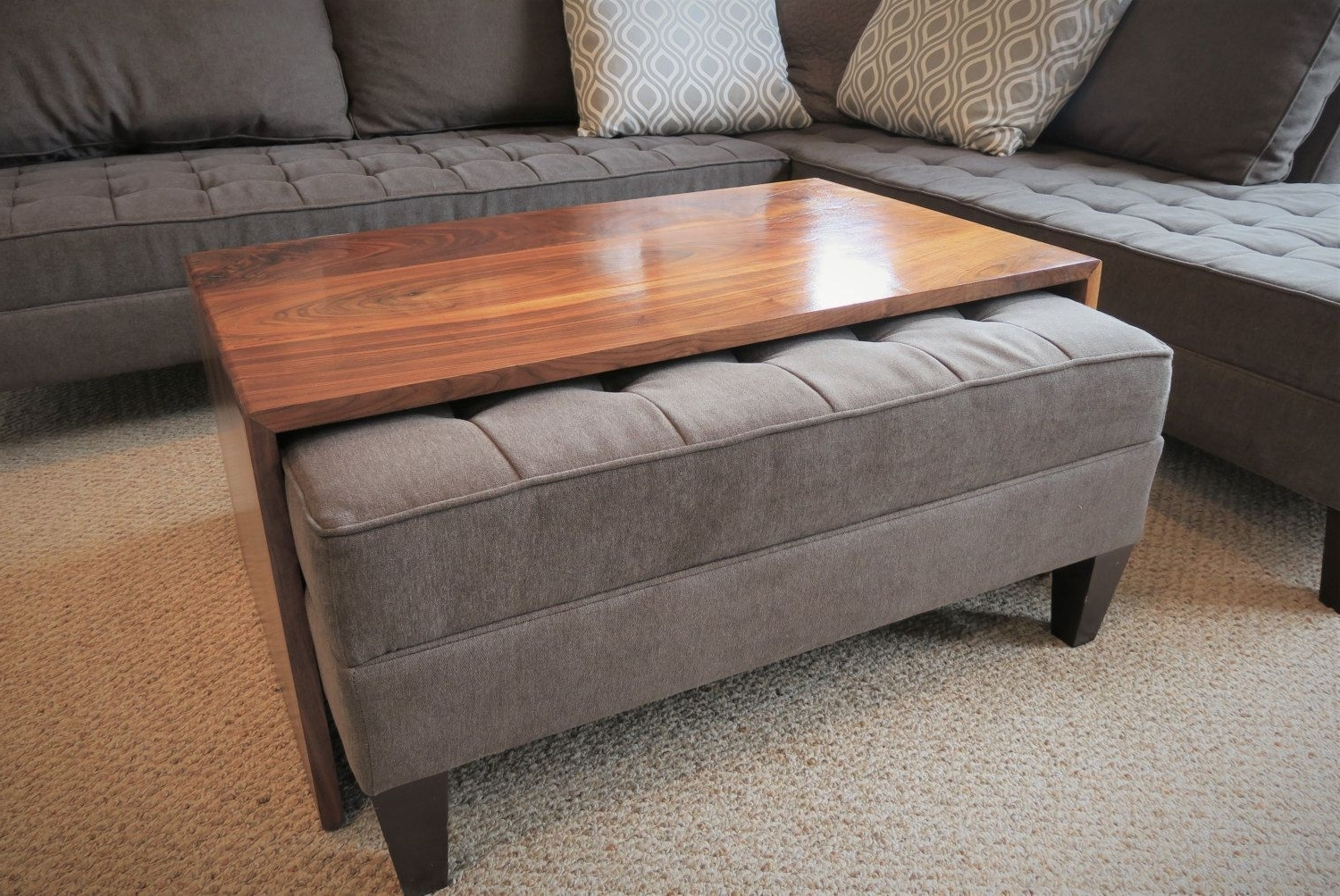 Pinteres… Inside Ottomans With Tray (View 8 of 20)