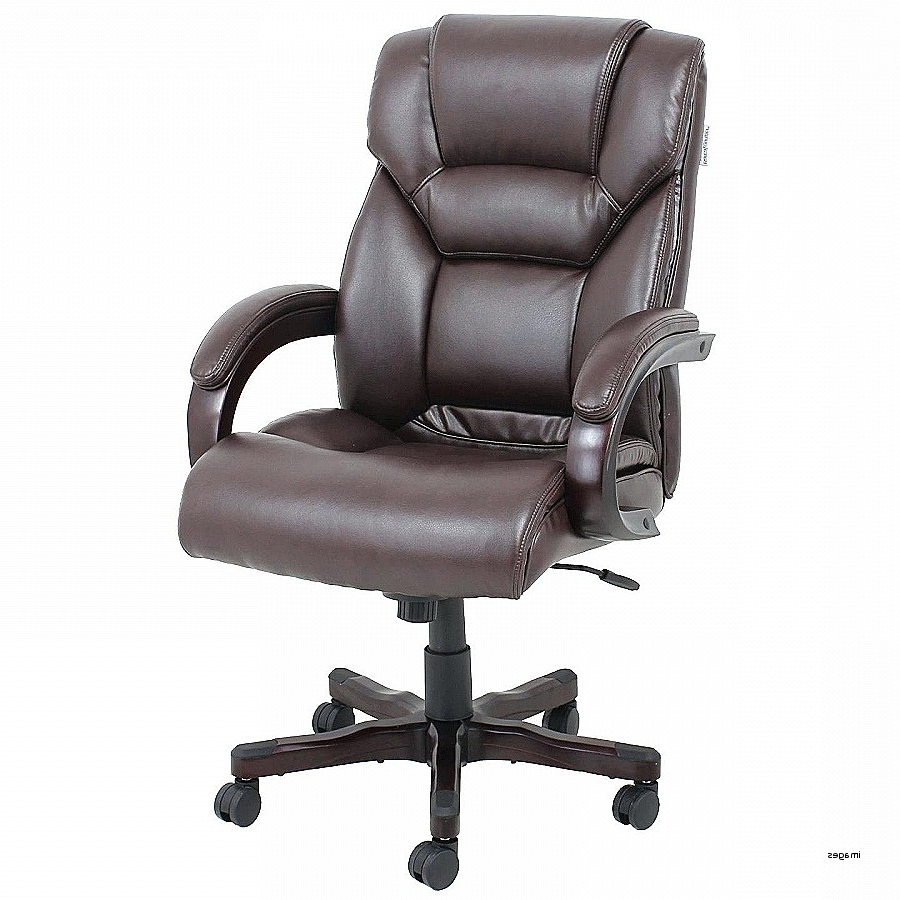 Plush Executive Office Chairs Pertaining To 2018 Office Chair (View 13 of 20)