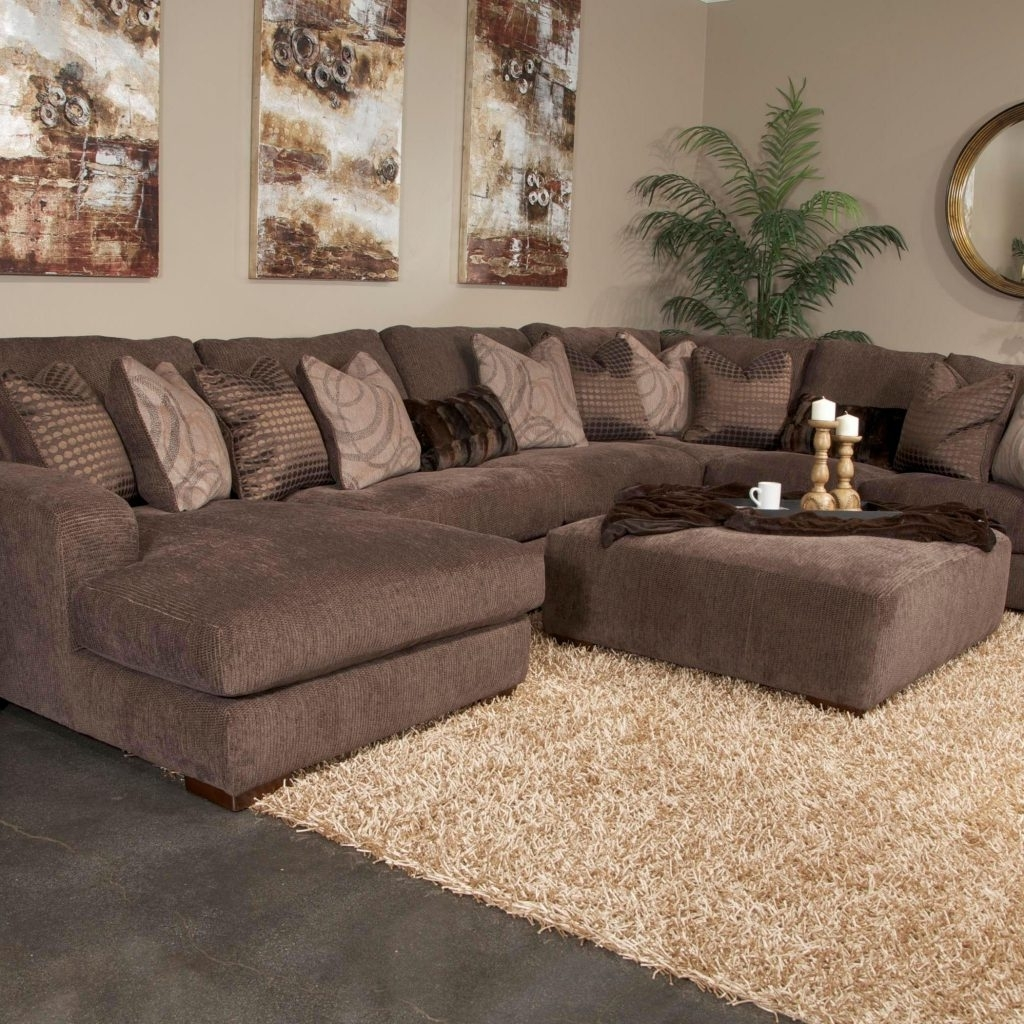 Plush With Regard To Current Sectional Sofas At Brampton (View 8 of 20)