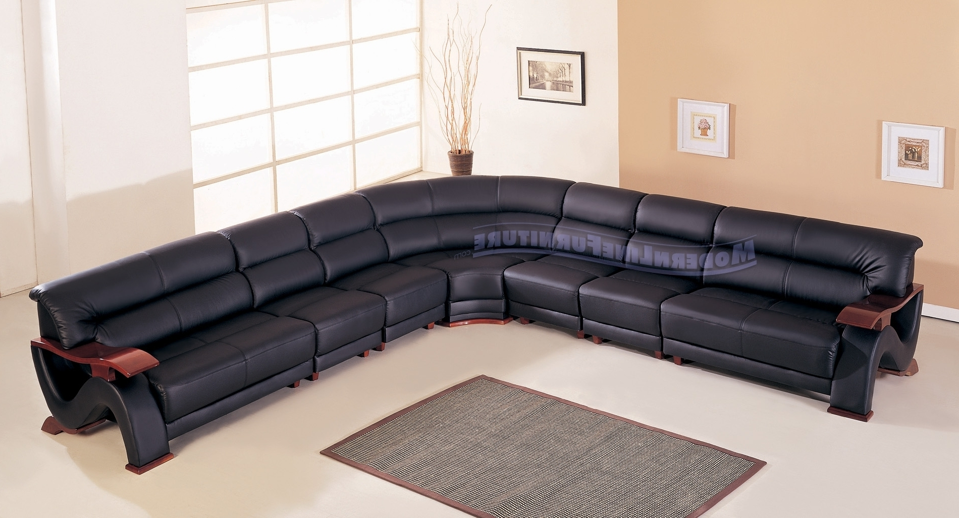 Featured Photo of Custom Made Sectional Sofas