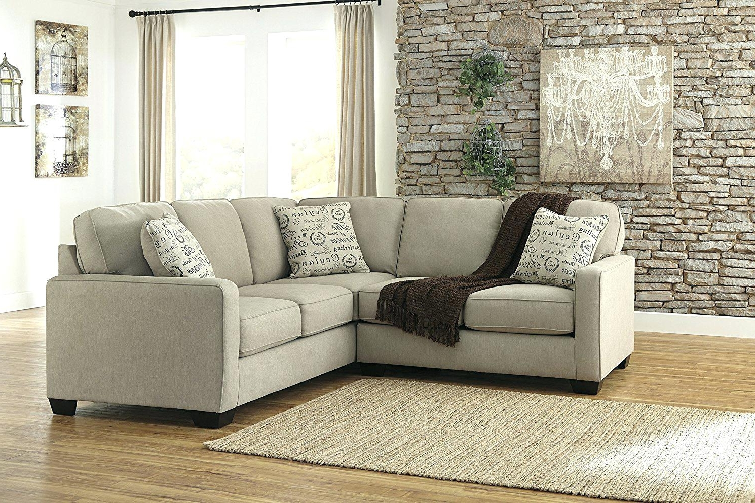 Popular Ashley Furniture Sectionals – Stepdesigns With Regard To Wilmington Nc Sectional Sofas (View 10 of 20)