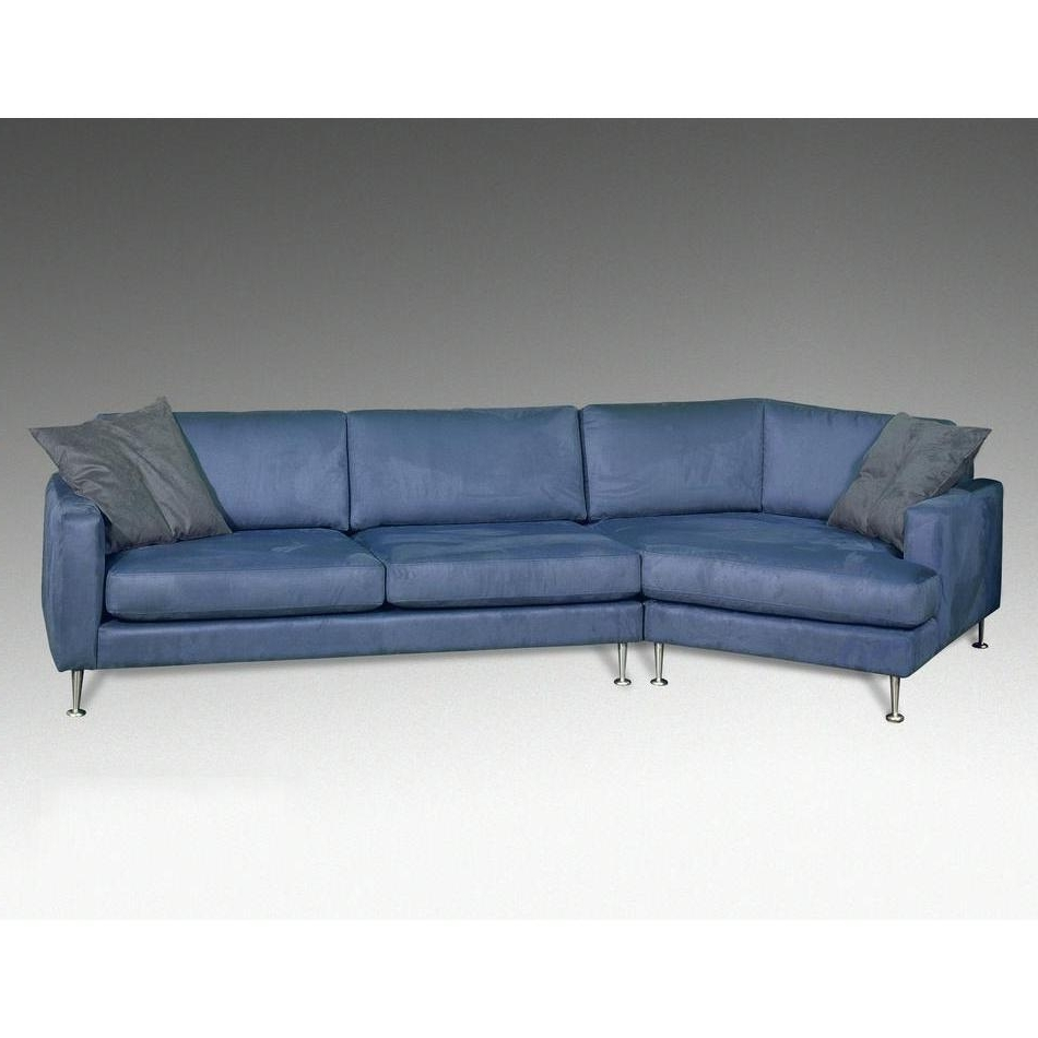 Popular Awesome Blue Leather Sectional Gallery – Liltigertoo Regarding Niagara Sectional Sofas (View 13 of 20)