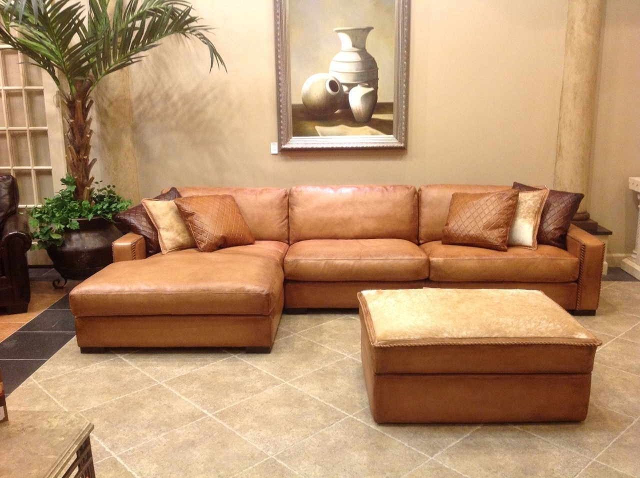 Popular Elegant Sectional Sofas In Sectional Sofas Leather Elegant Delighful Couches With Chaise New (View 19 of 20)