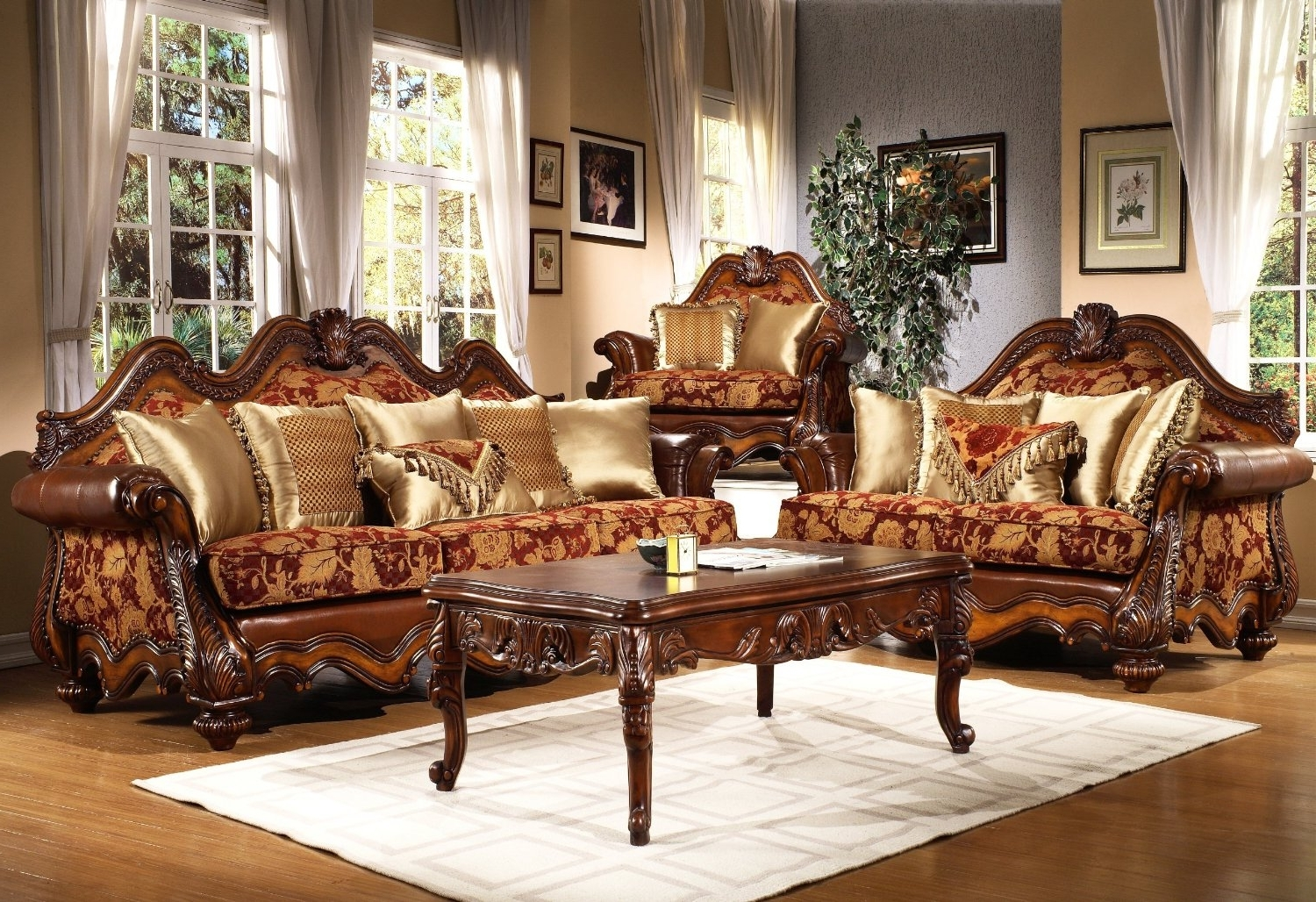Popular Livingroom : Elegant Small Living Room Decor Rooms Furniture Ideas In Elegant Sofas And Chairs (View 11 of 20)
