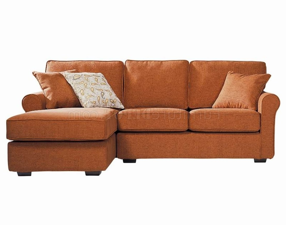 Popular Orange Sectional Sofas With Amazing Orange Sectional Sofa 33 In Sofas And Couches Ideas With (View 16 of 20)