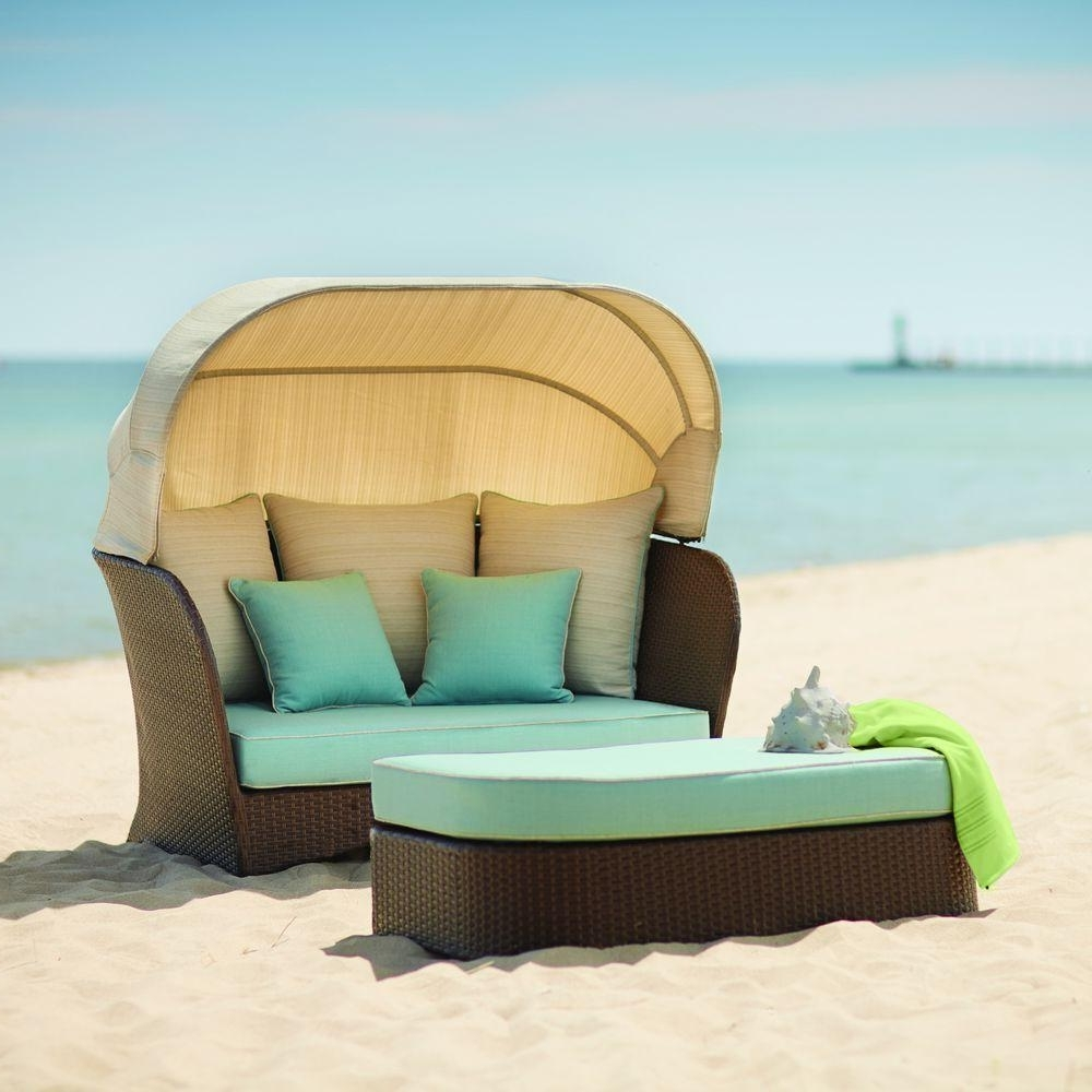 Popular Outdoor : Plastic Lounge Chairs Indoor Lounge Furniture Outdoor Throughout Outdoor Sofas With Canopy (View 15 of 20)