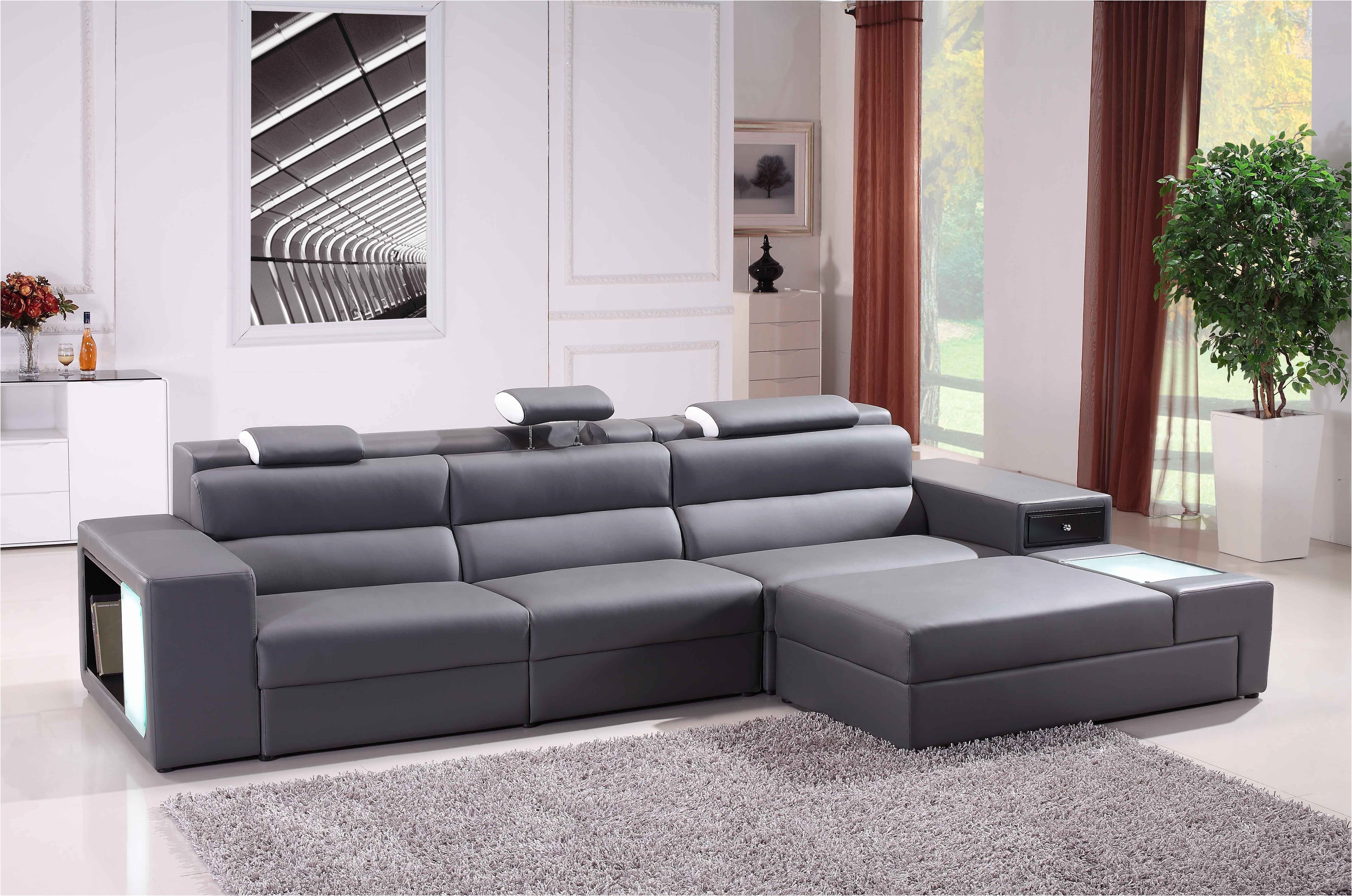 Popular Quebec Sectional Sofas Intended For Light Gray Sectional Sofa Modern Grey Fabric Leather Mason Divani (View 12 of 20)