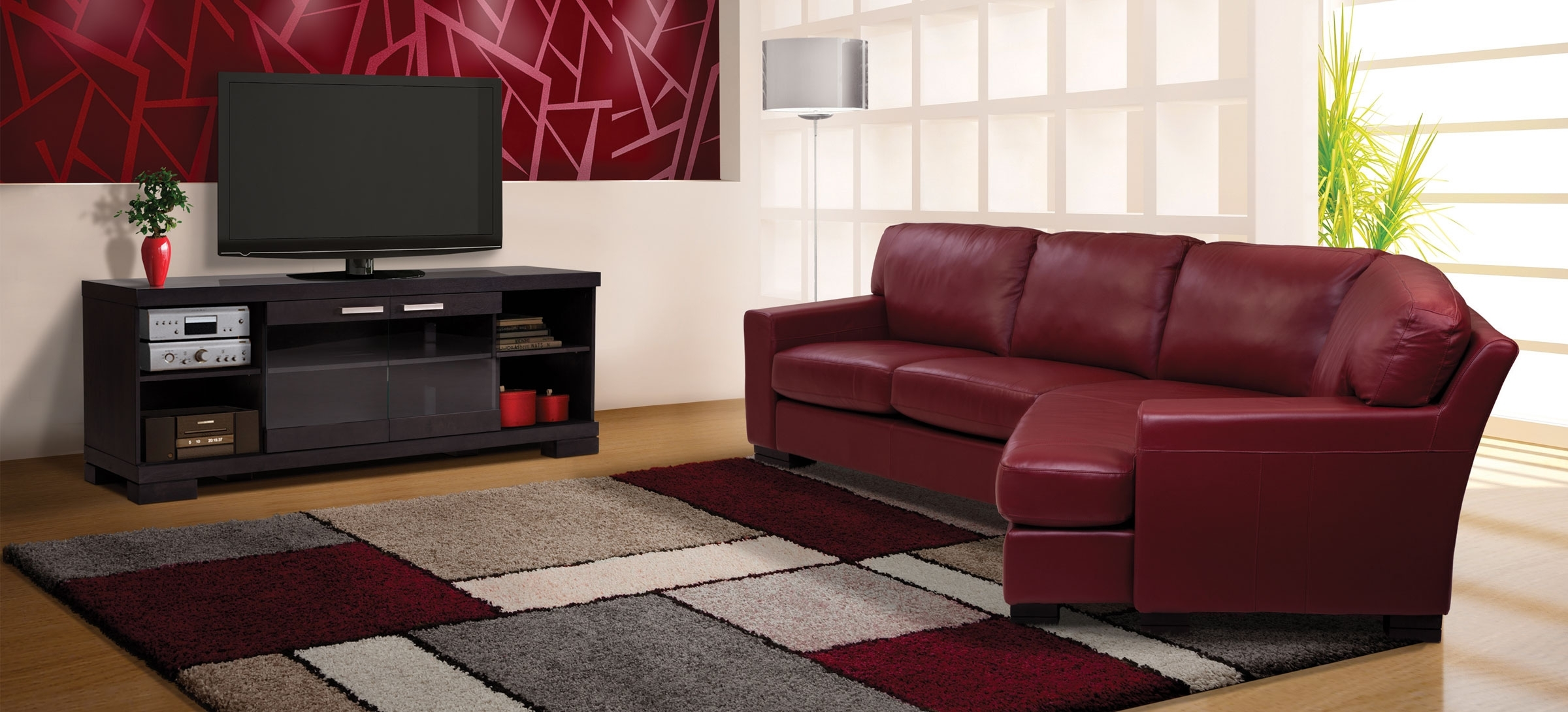 Popular Sectional Sofas For Condos Intended For Apartment Sofa Condo – Contemporary Style – Jaymar Collection (View 17 of 20)