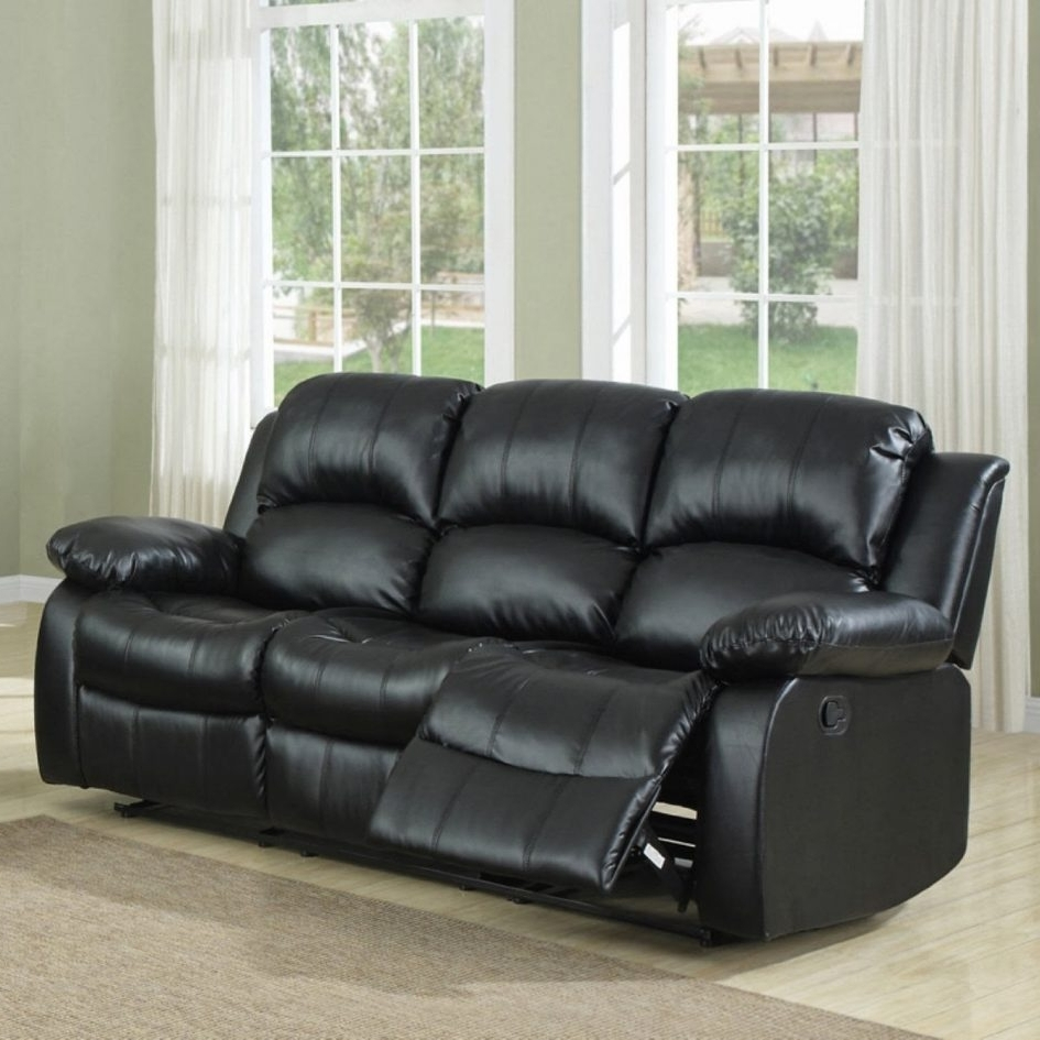 Popular Sectional Sofas For Small Spaces With Recliners Intended For La Z Boy Kennedy Leather Sectional Sofa With Recliner Fabric Sofas (View 11 of 20)