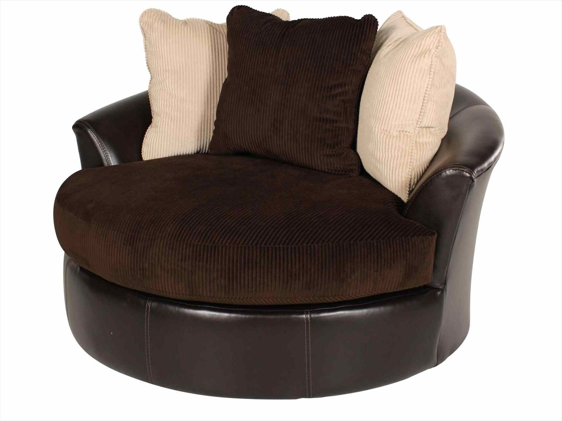 Popular Sofa : Round Spinning Sofa Chair Round Sofa Chair Dfs Giant Round Throughout Spinning Sofa Chairs (View 17 of 20)