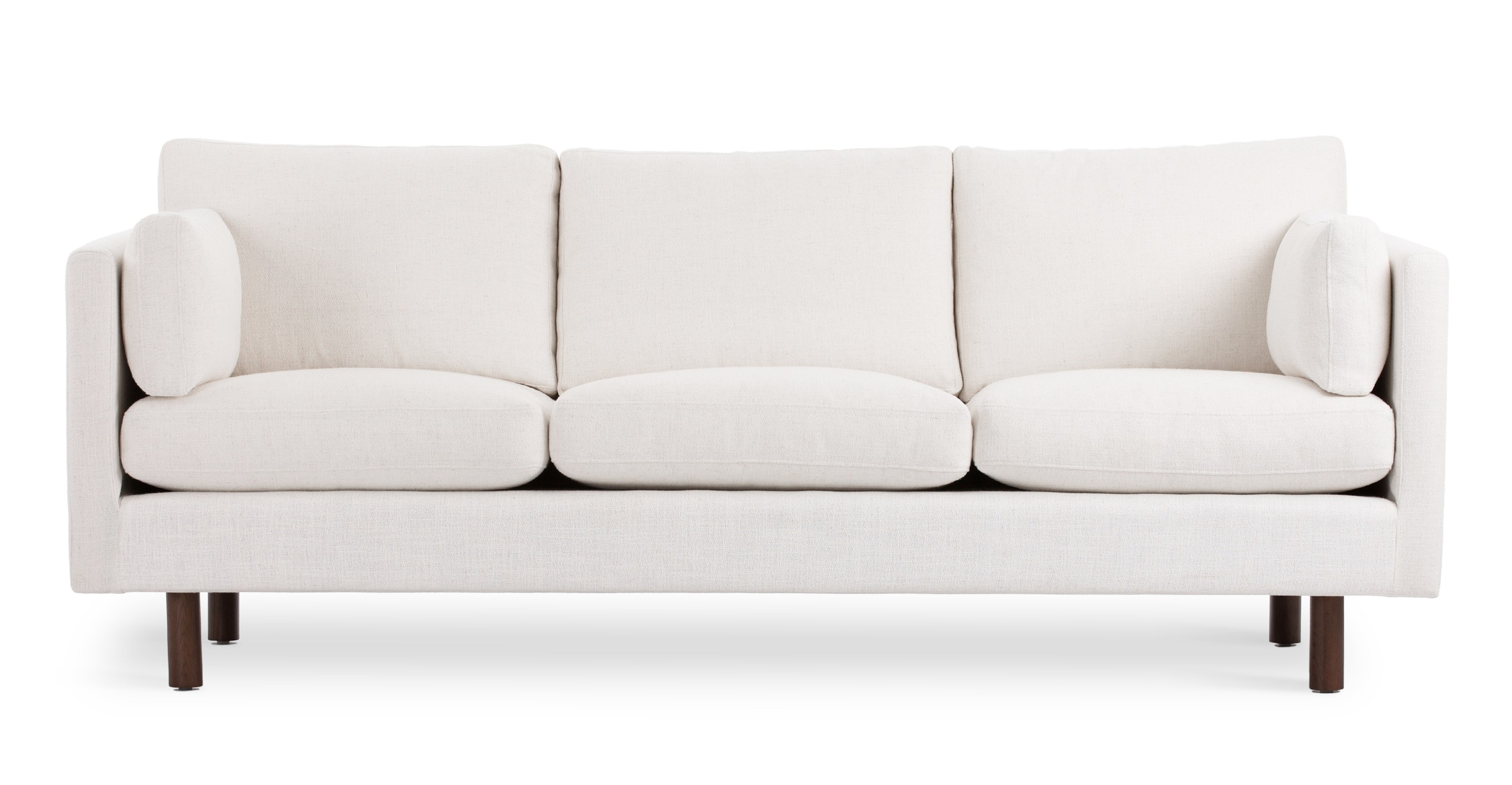 Popular White Modern Sofas With Regard To Unique White Sofas 32 In Modern Sofa Inspiration With White Sofas (View 11 of 20)