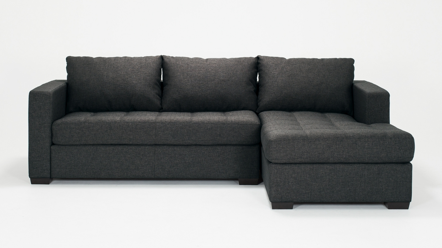 Porter 2 Piece Sectional Sofa With Chaise – Fabric (View 14 of 20)