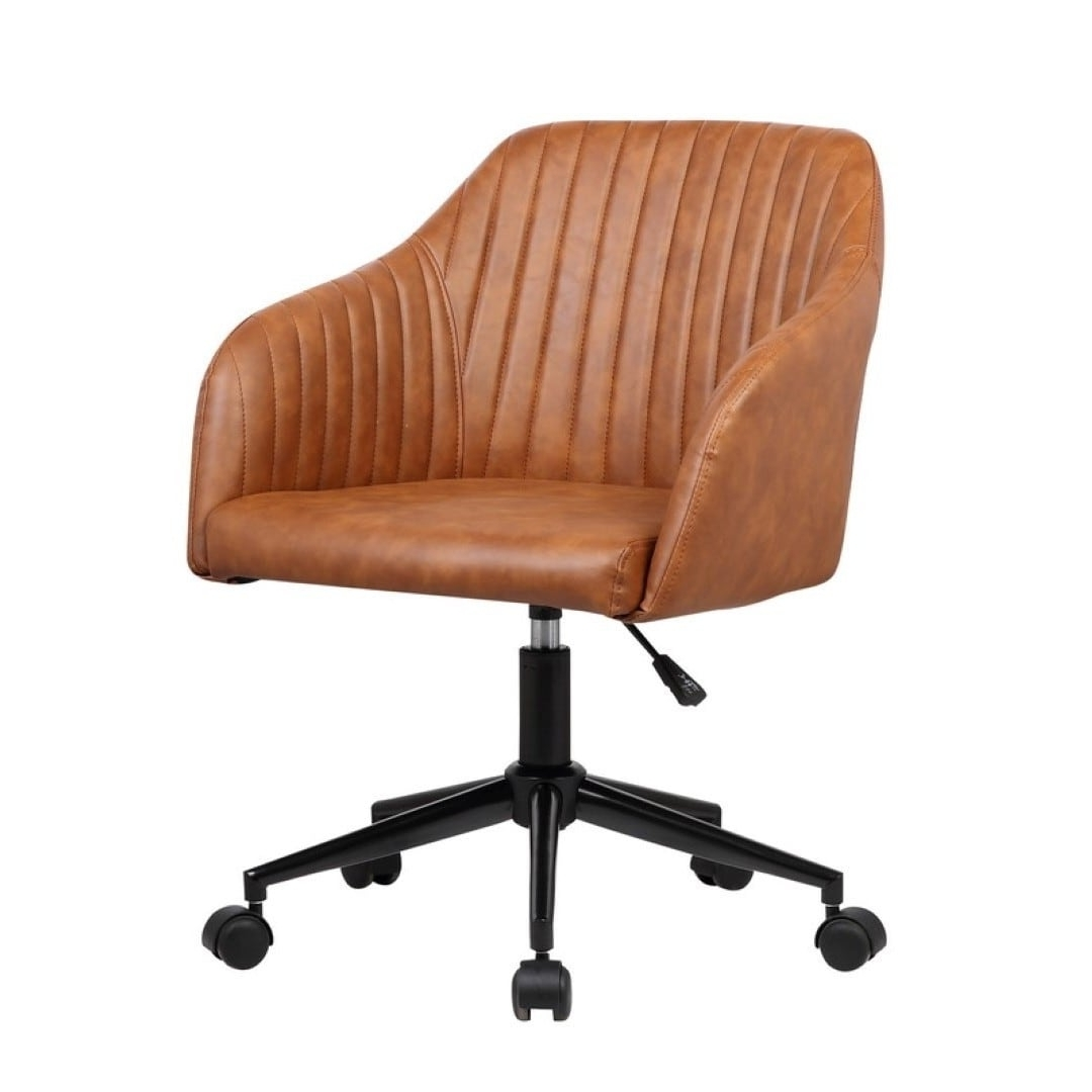 Porthos Home Madison Executive Office Chair – Free Shipping Today For Popular Madison Executive Office Chairs (View 16 of 20)
