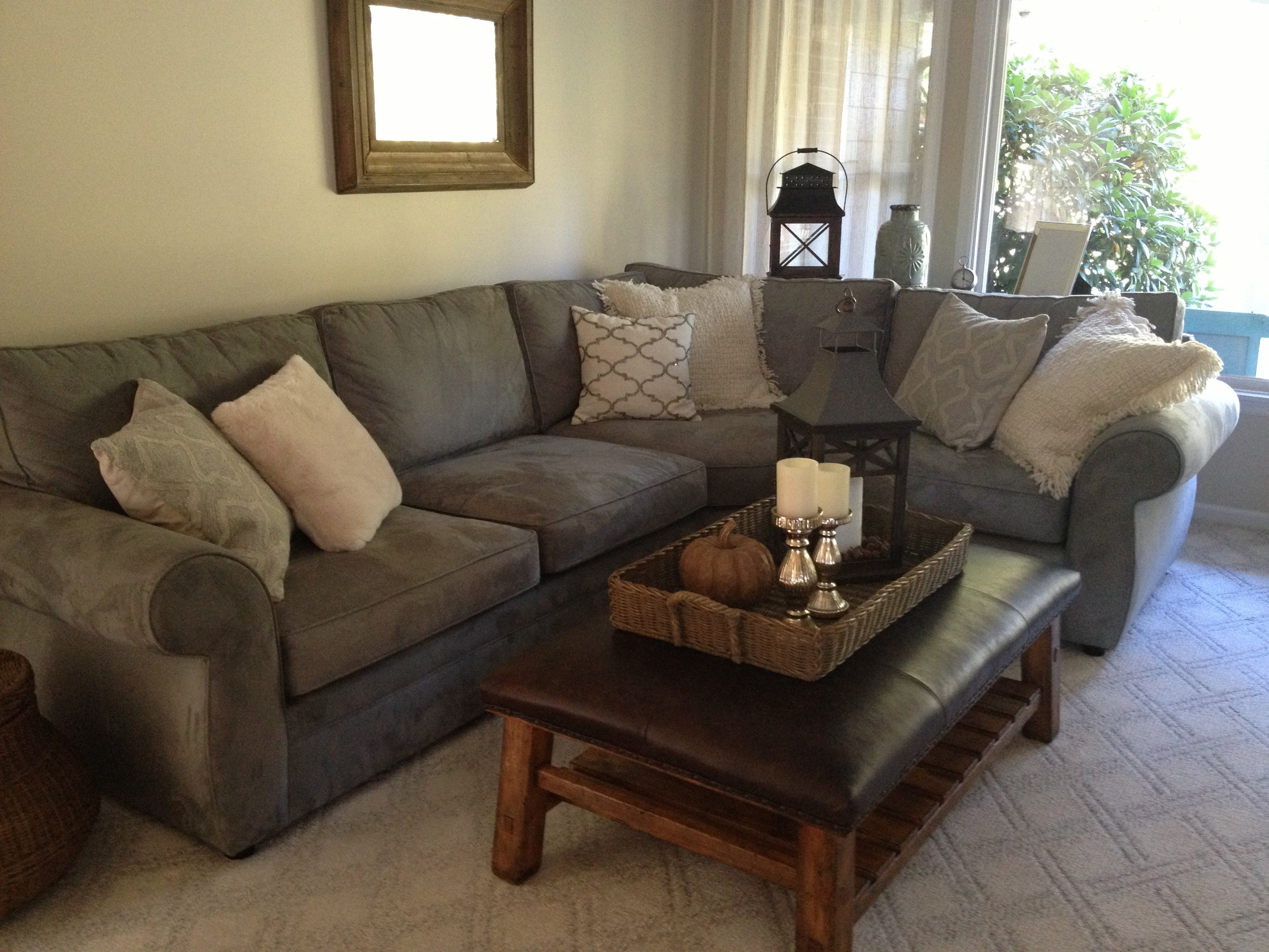 Pottery Barn Sectional Sofas For Famous Pottery Barn Pearce Couch (View 13 of 20)