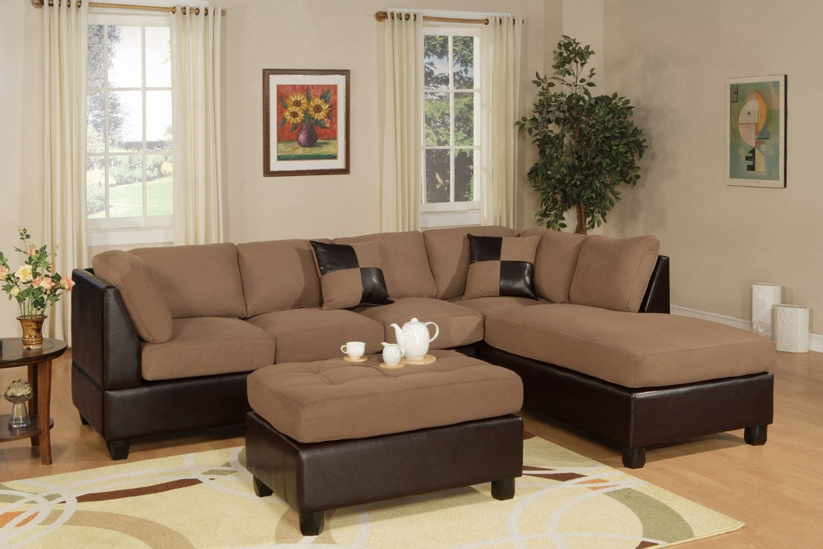 Preferred 102X102 Sectional Sofas With Furniture : Sectional Sofa 102 X 102 Corner Couch Black Recliner (View 19 of 20)