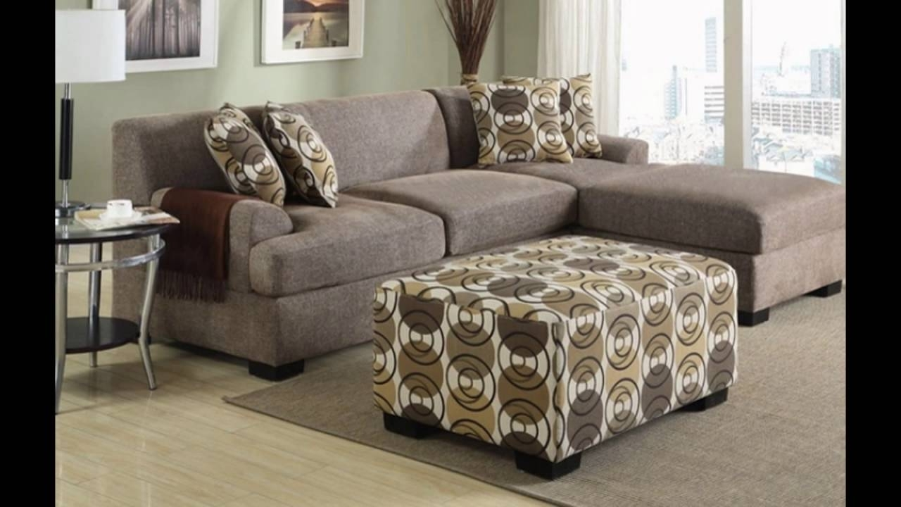 Preferred Apartment Sectional Sofas For Small Spaces – Youtube For Sectional Sofas For Small Rooms (View 10 of 20)