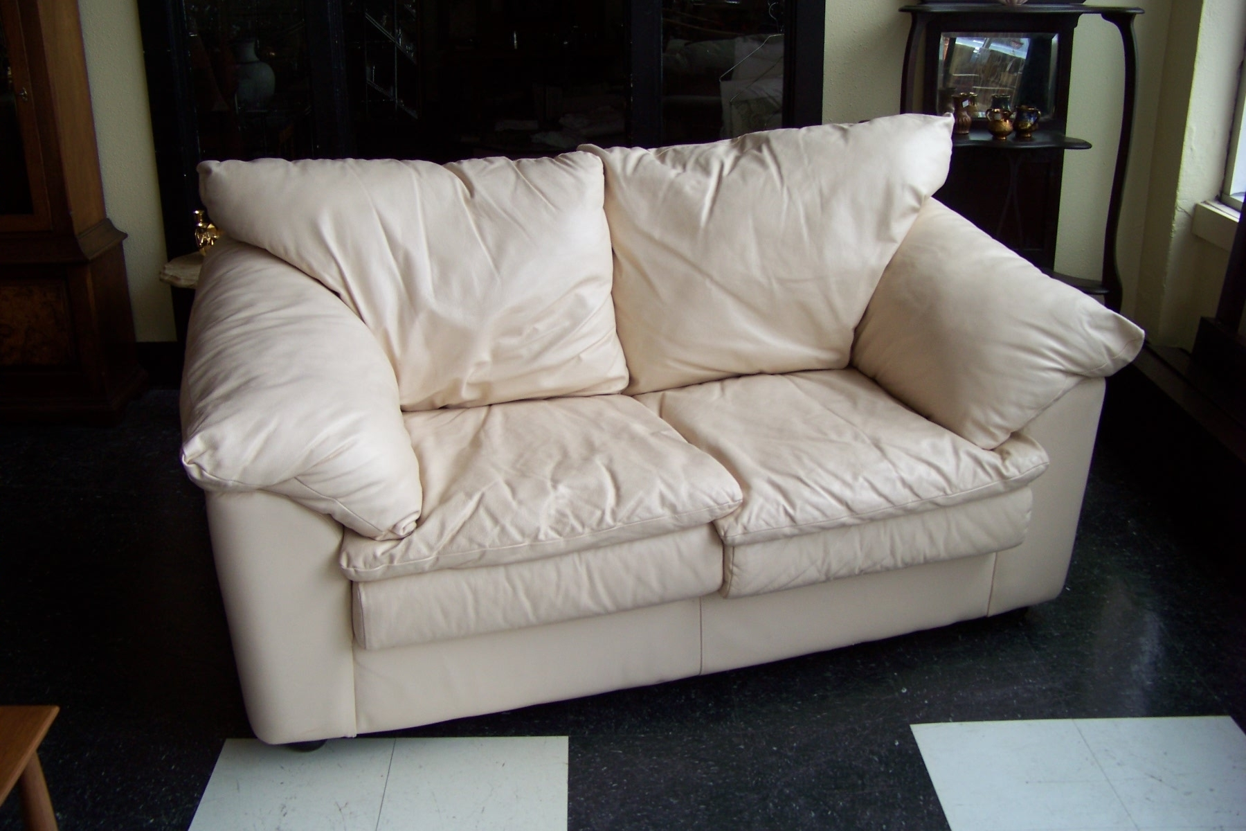 Preferred Articles With Cream Colored Leather Sofa Set Tag Couch Camel Regarding Cream Colored Sofas (View 7 of 20)