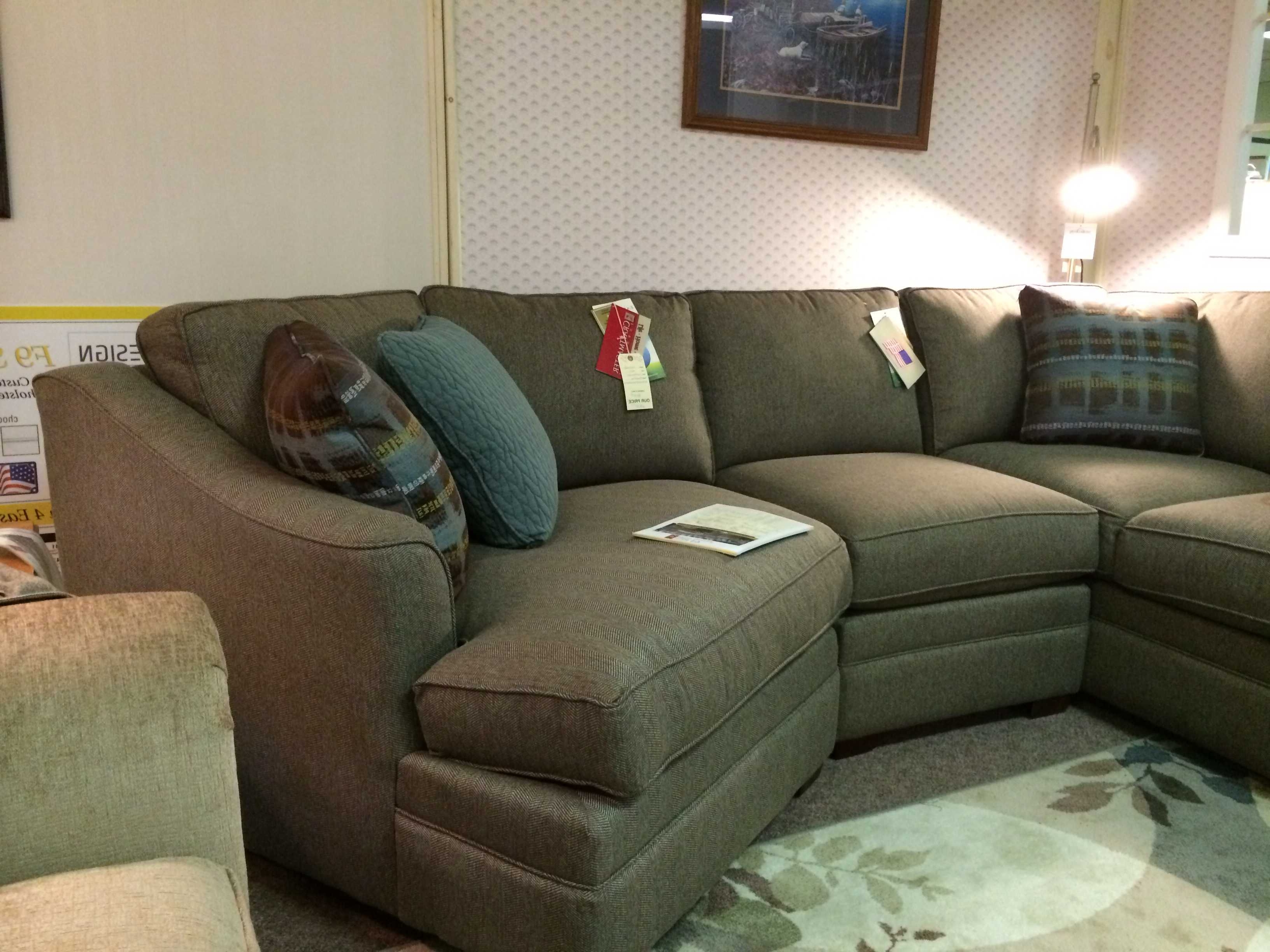 Preferred Awesome Sectional Sofa With Cuddler Chaise Also Ideas ~ Eduquin In Sectional Sofas With Cuddler Chaise (View 9 of 20)