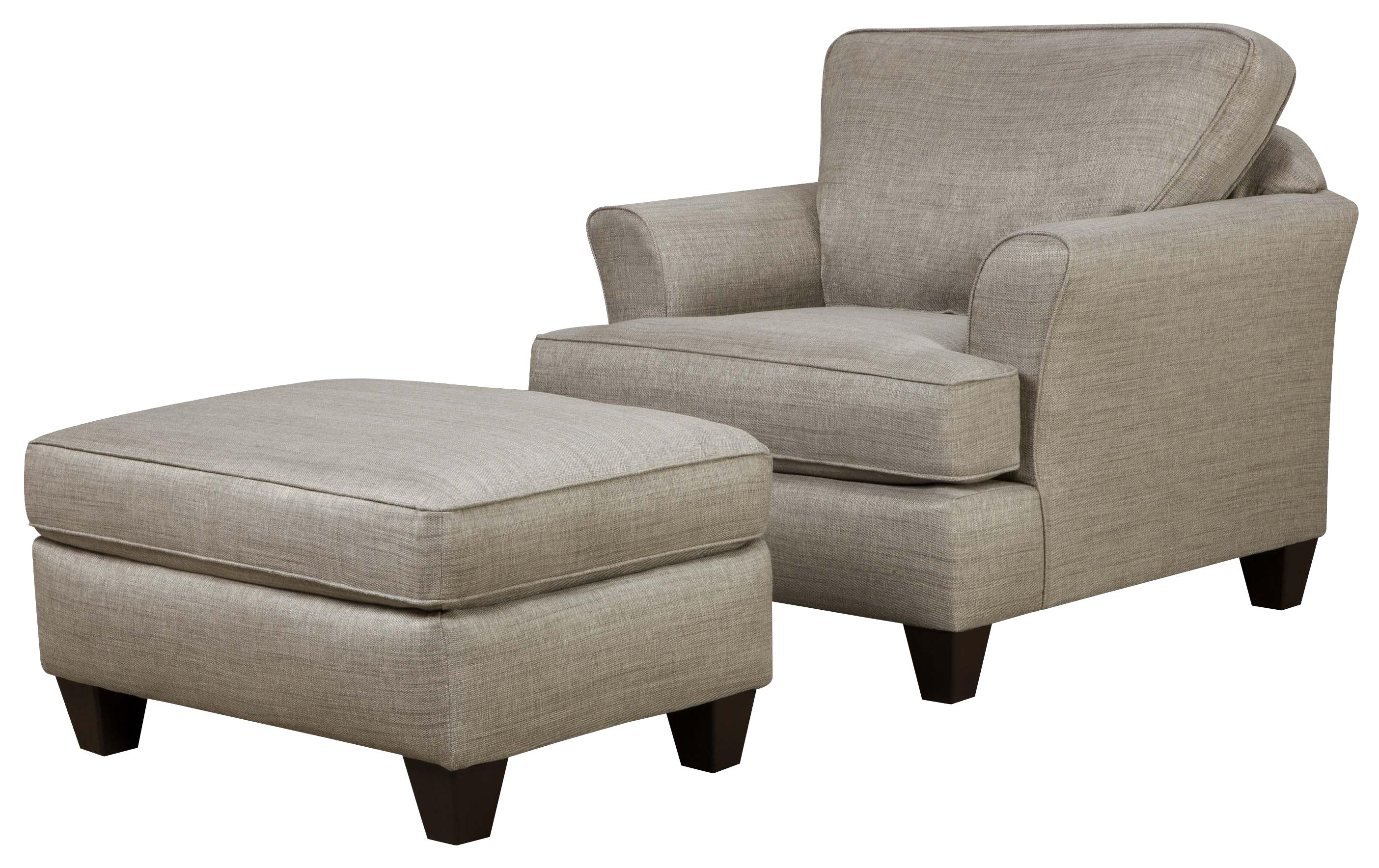 Preferred Chairs With Ottoman In Fantastic Reading Chair And Ottoman On Mid Century Modern Chair (View 4 of 20)