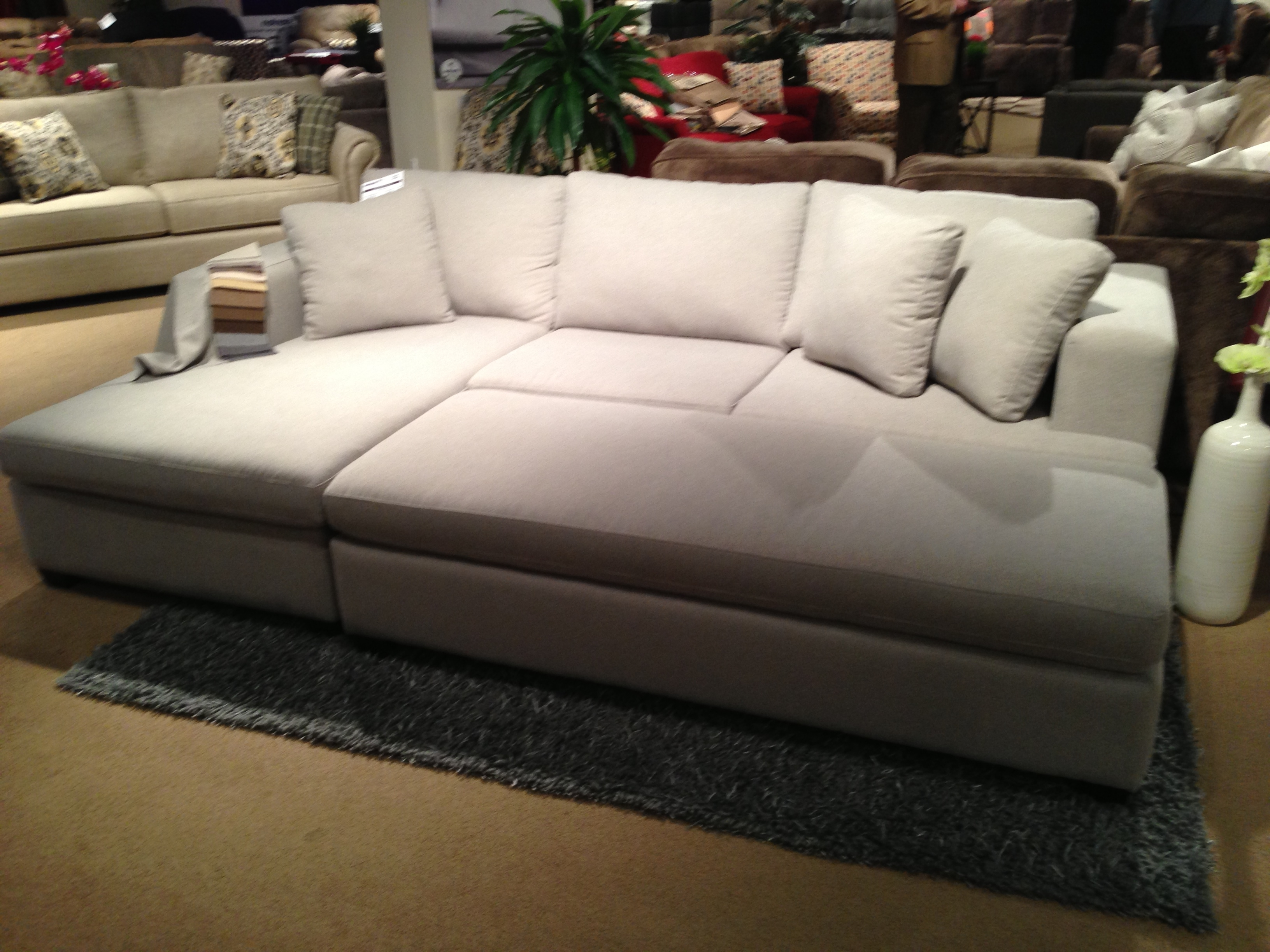 Preferred Cheap Sectionals With Ottoman Inside Sectional (View 14 of 20)