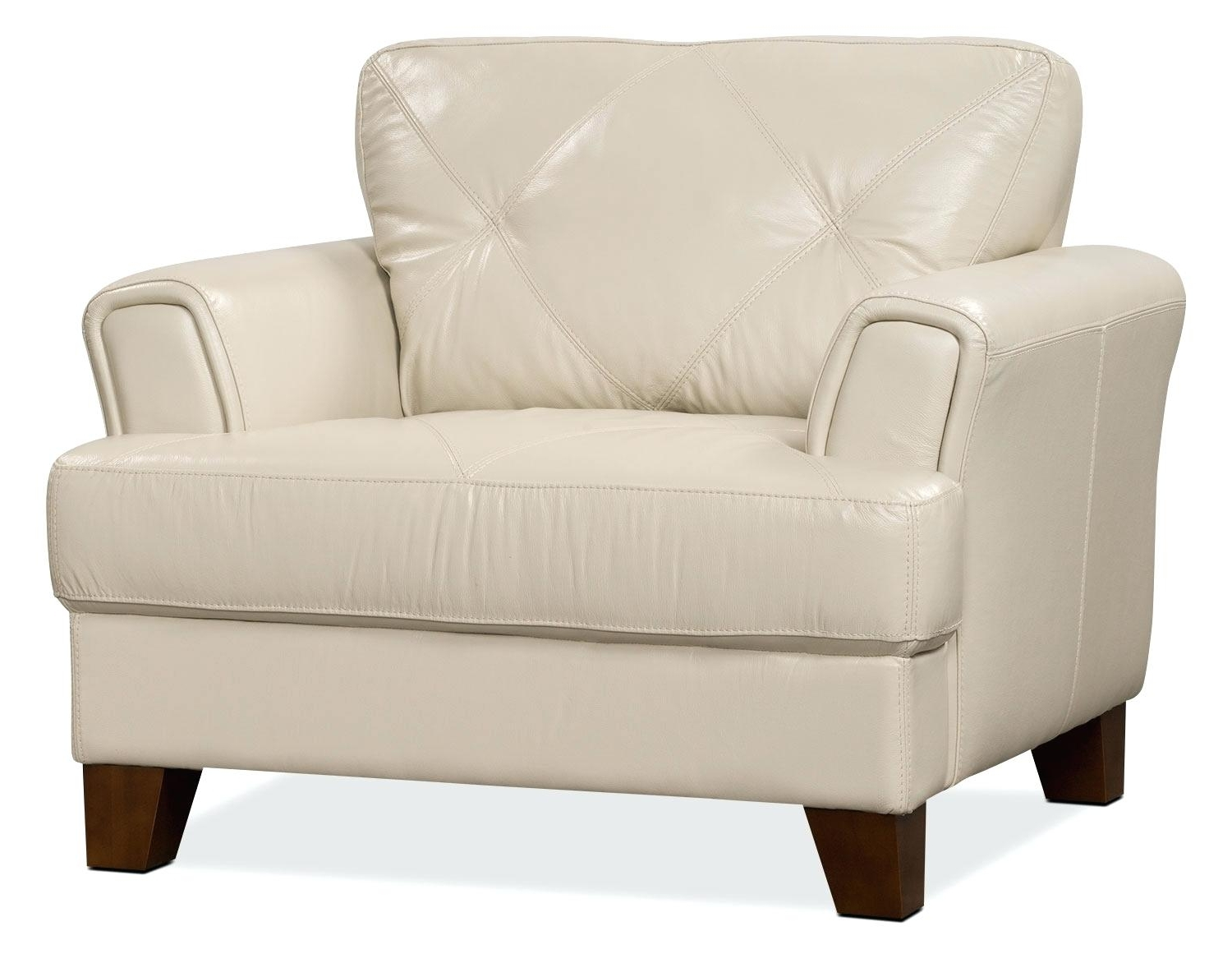 Preferred Cindy Crawford Leather Furniture Vita Genuine Chair Smoke The Throughout Cindy Crawford Sofas (View 10 of 20)