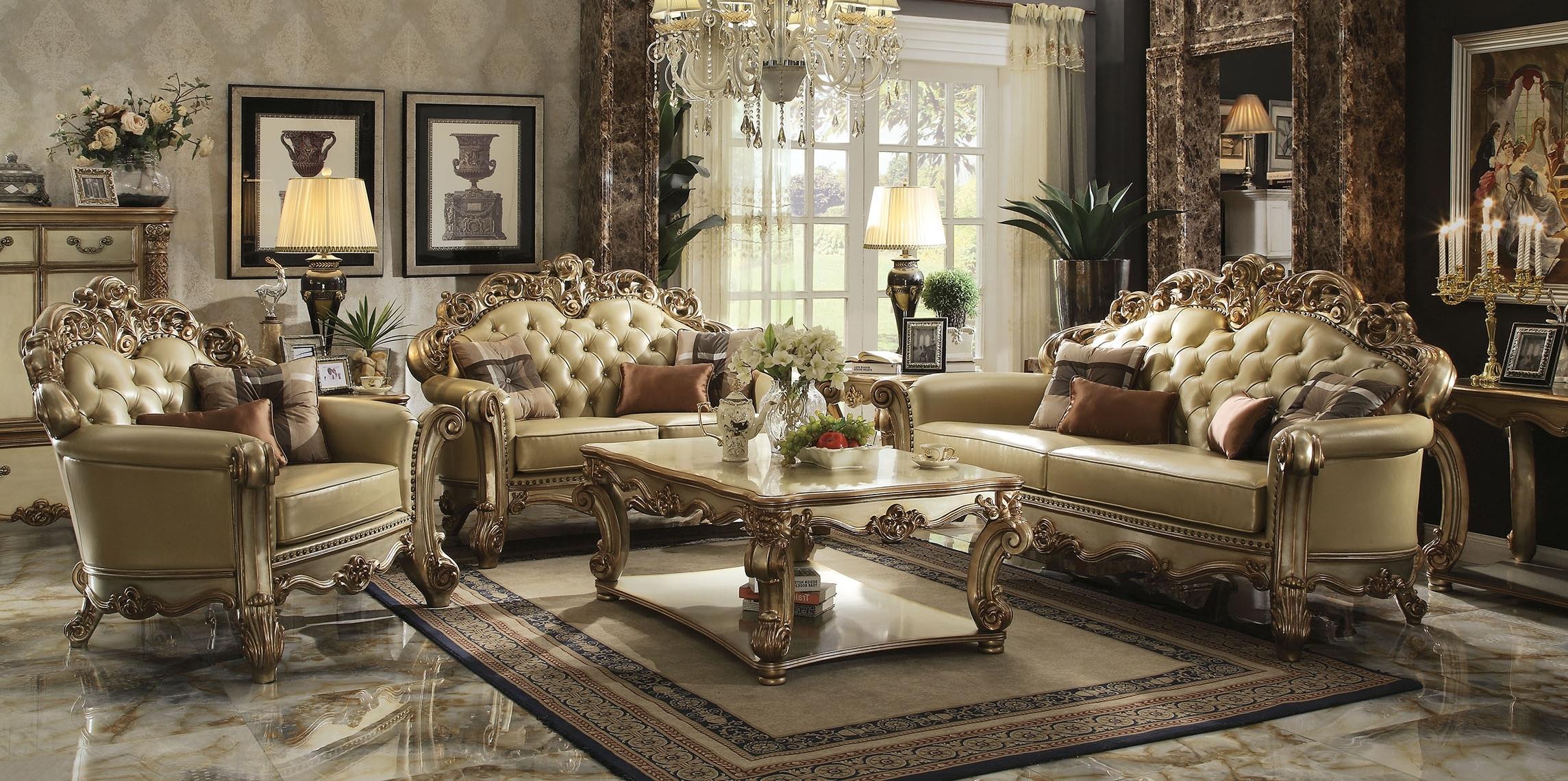 Preferred Classic Sofa Set (View 15 of 20)