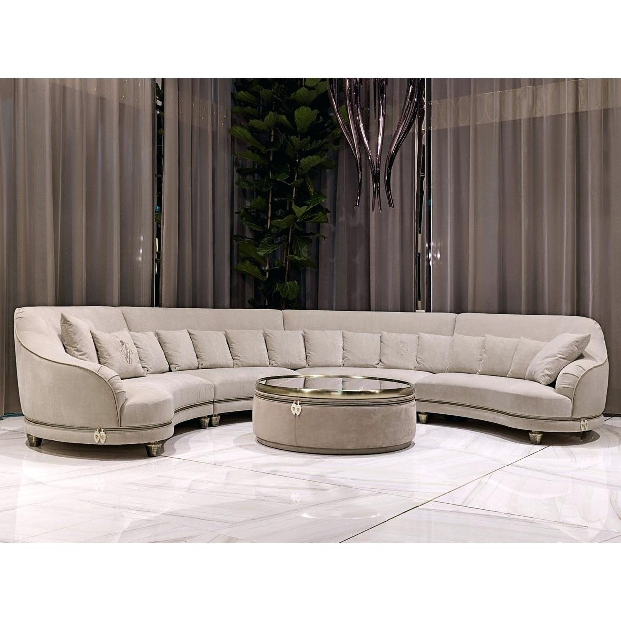Preferred Curved Recliner Sofas Inside Curve Sofa Curved Sectional Bed Recliner Couches – Lilwayne (View 17 of 20)