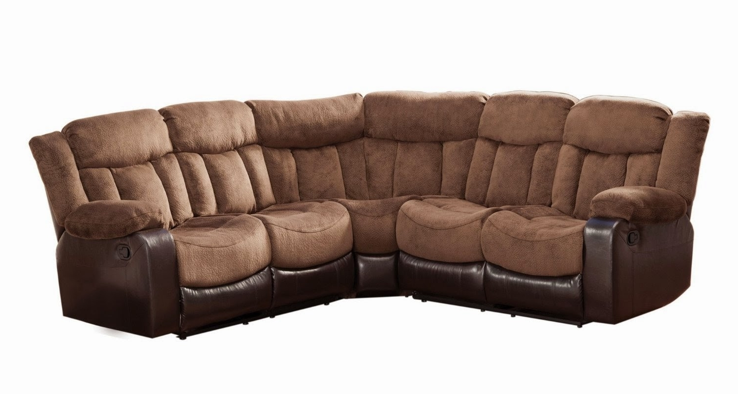 Preferred Curved Recliner Sofas Pertaining To Best Leather Reclining Sofa Brands Reviews: Curved Leather (View 6 of 20)