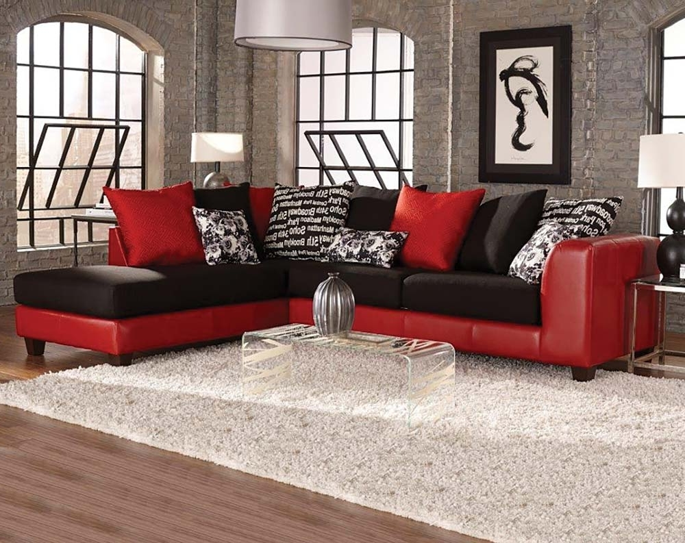 Preferred Durham Region Sectional Sofas With Regard To Red Sectional Sleeper Sofa – Home Design Ideas And Pictures (View 17 of 20)